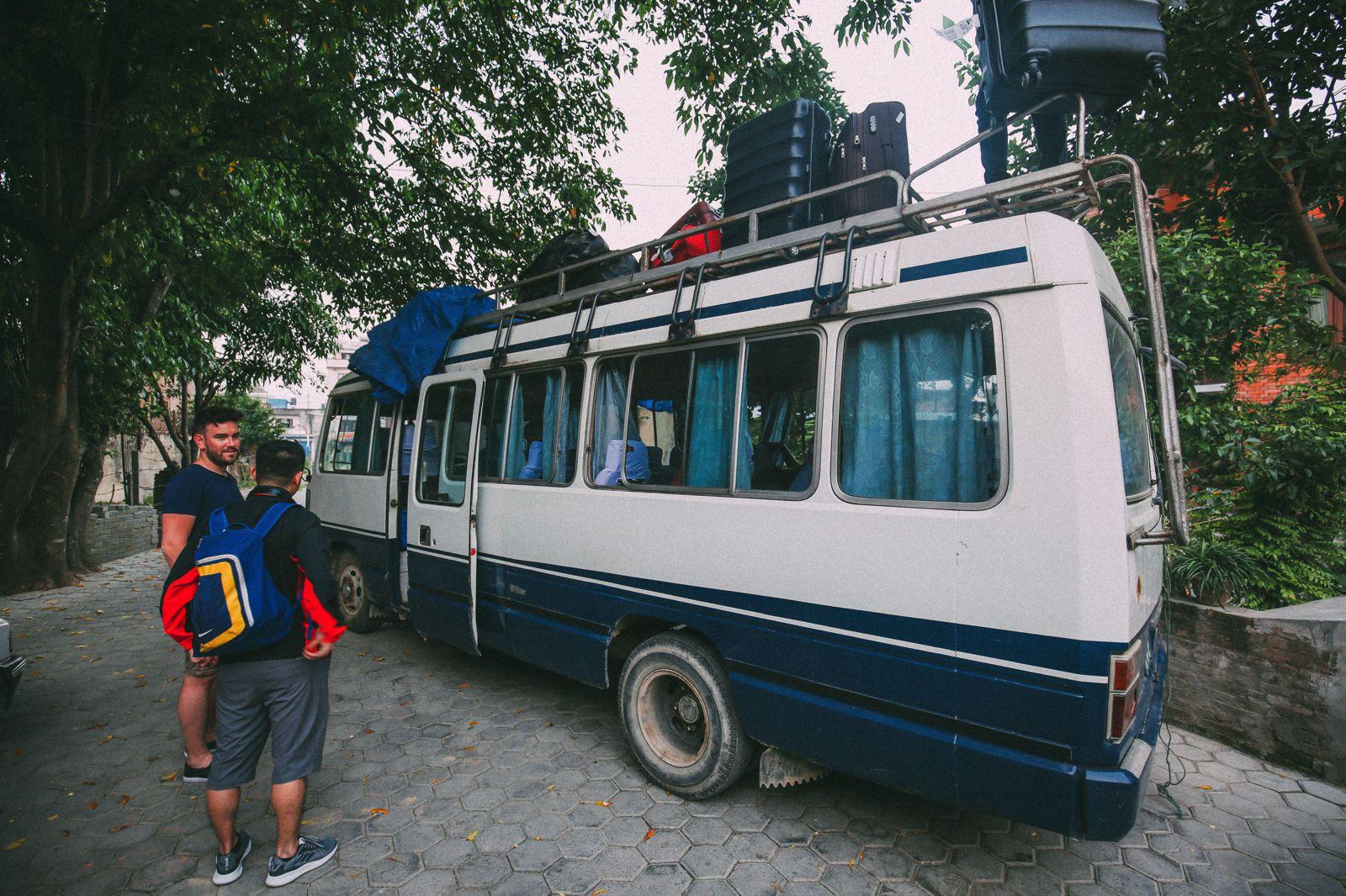 Arrival in Kathmandu, Nepal (23)