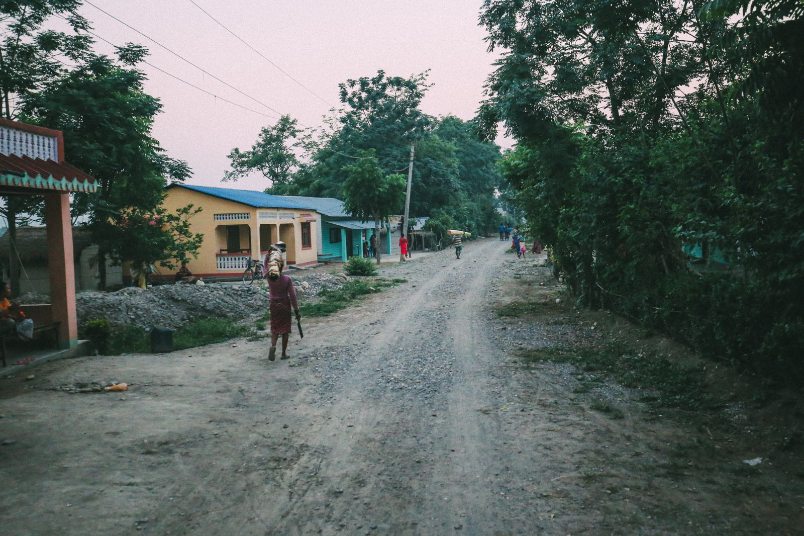 The Search For The One-Horned Rhino... In Chitwan, Nepal (72)
