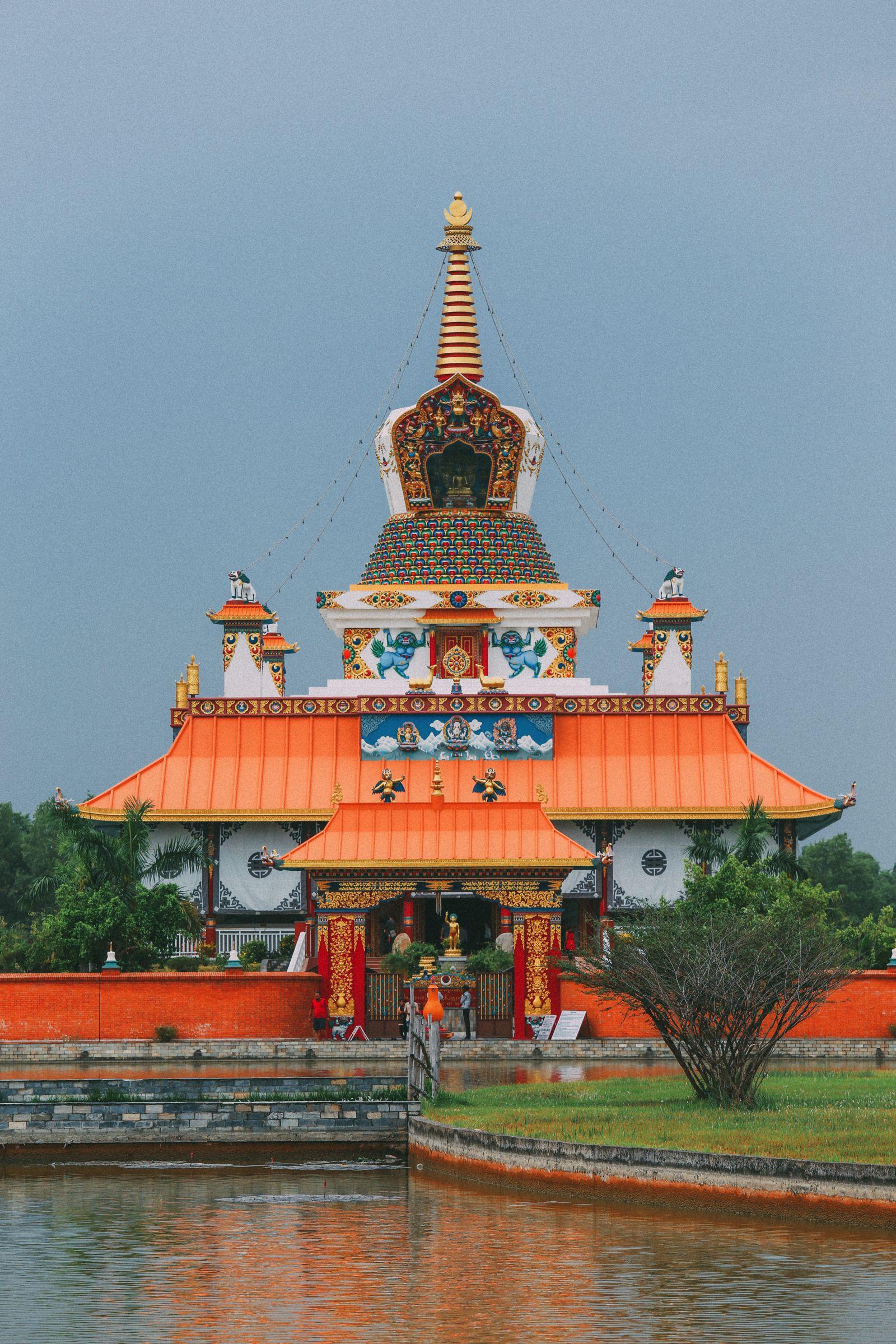 From Chitwan To Lumbini, Nepal (34)