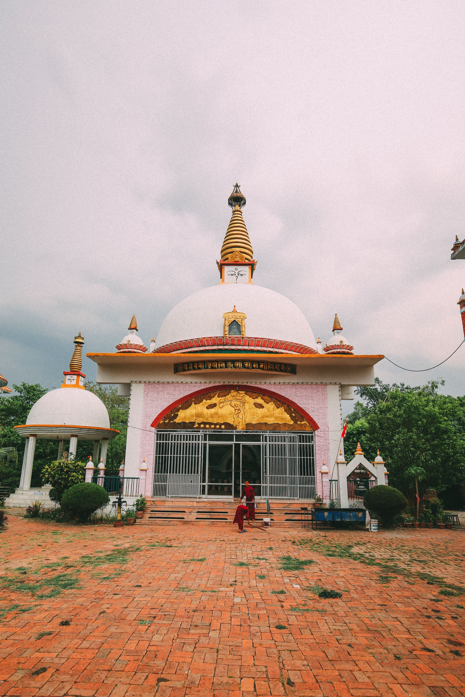Exploring Lumbini – The Birth Place Of Buddha In Nepal (14)