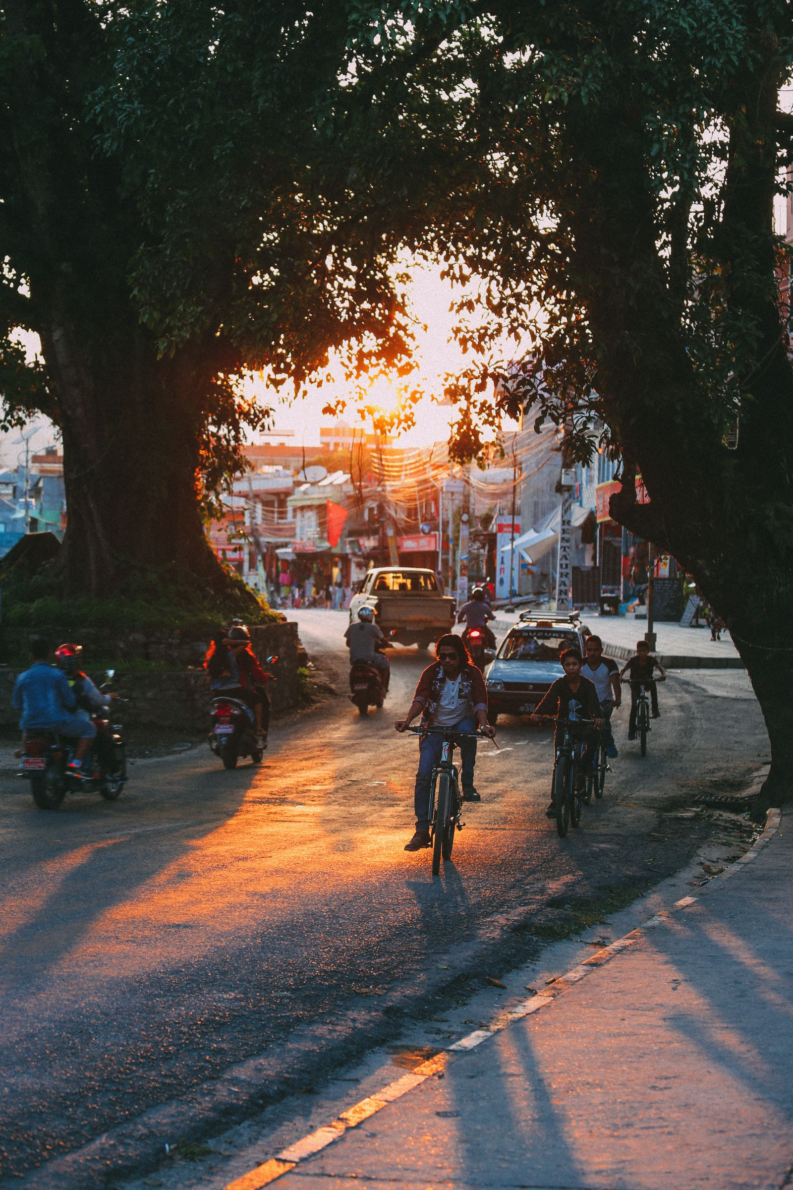 An Afternoon In Pokhara, Nepal (32)