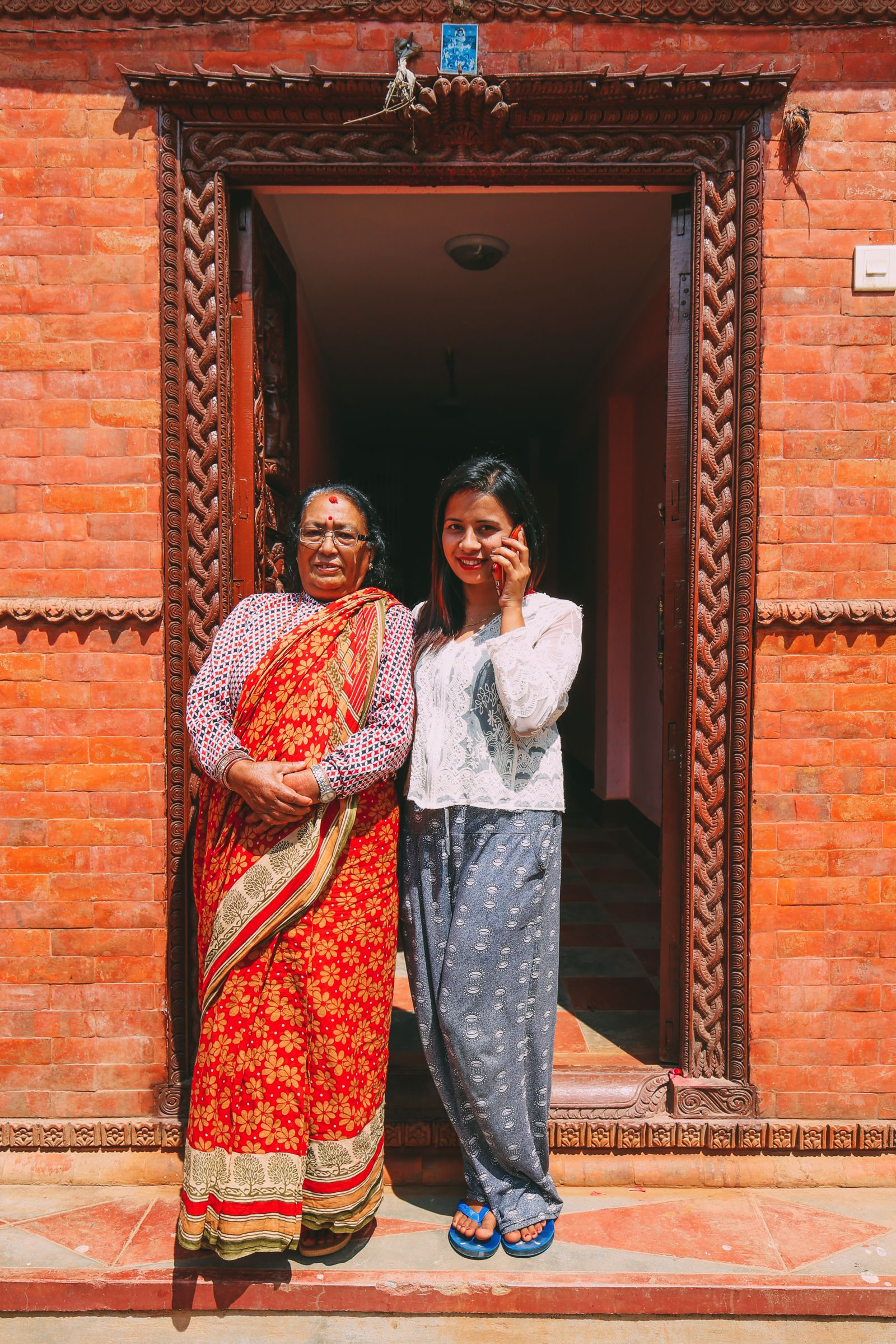 Taking A Step Back In Time… In Panauti, Nepal (92)