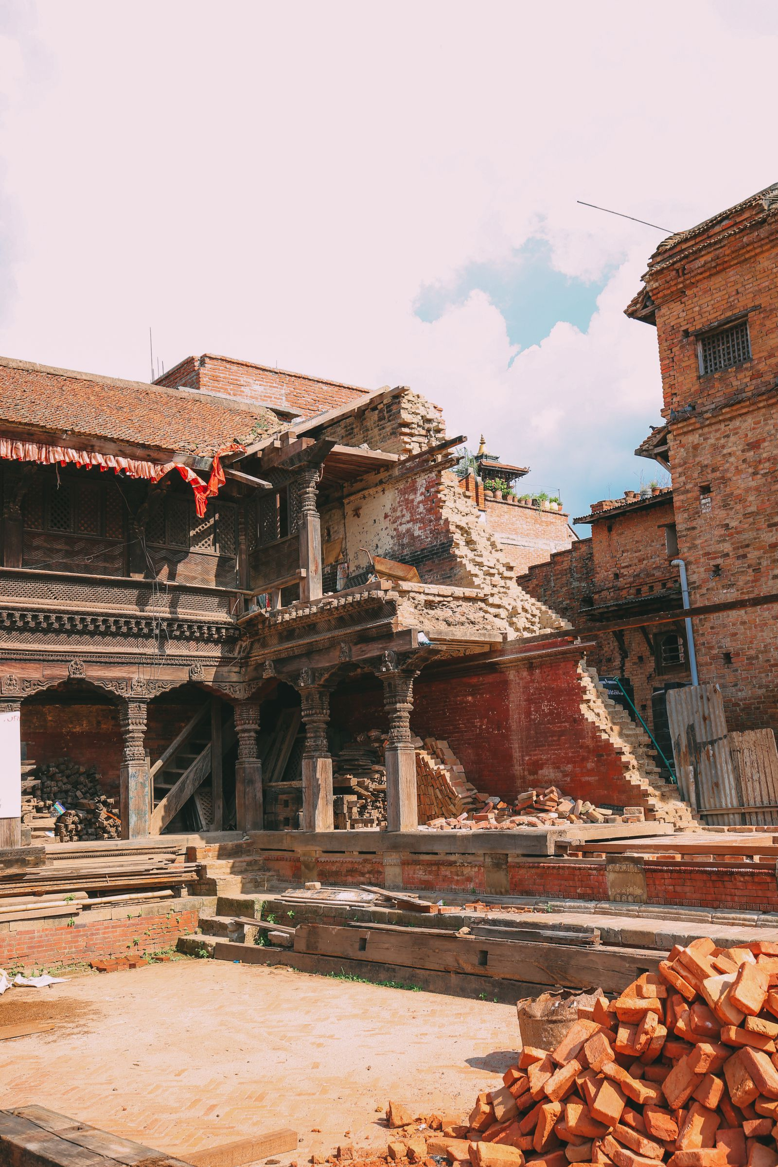 The Amazing UNESCO World Heritage City Of Bhaktapur, Nepal (7)