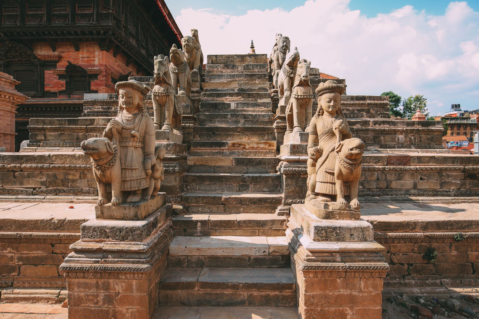 The Amazing UNESCO World Heritage City Of Bhaktapur, Nepal (8)