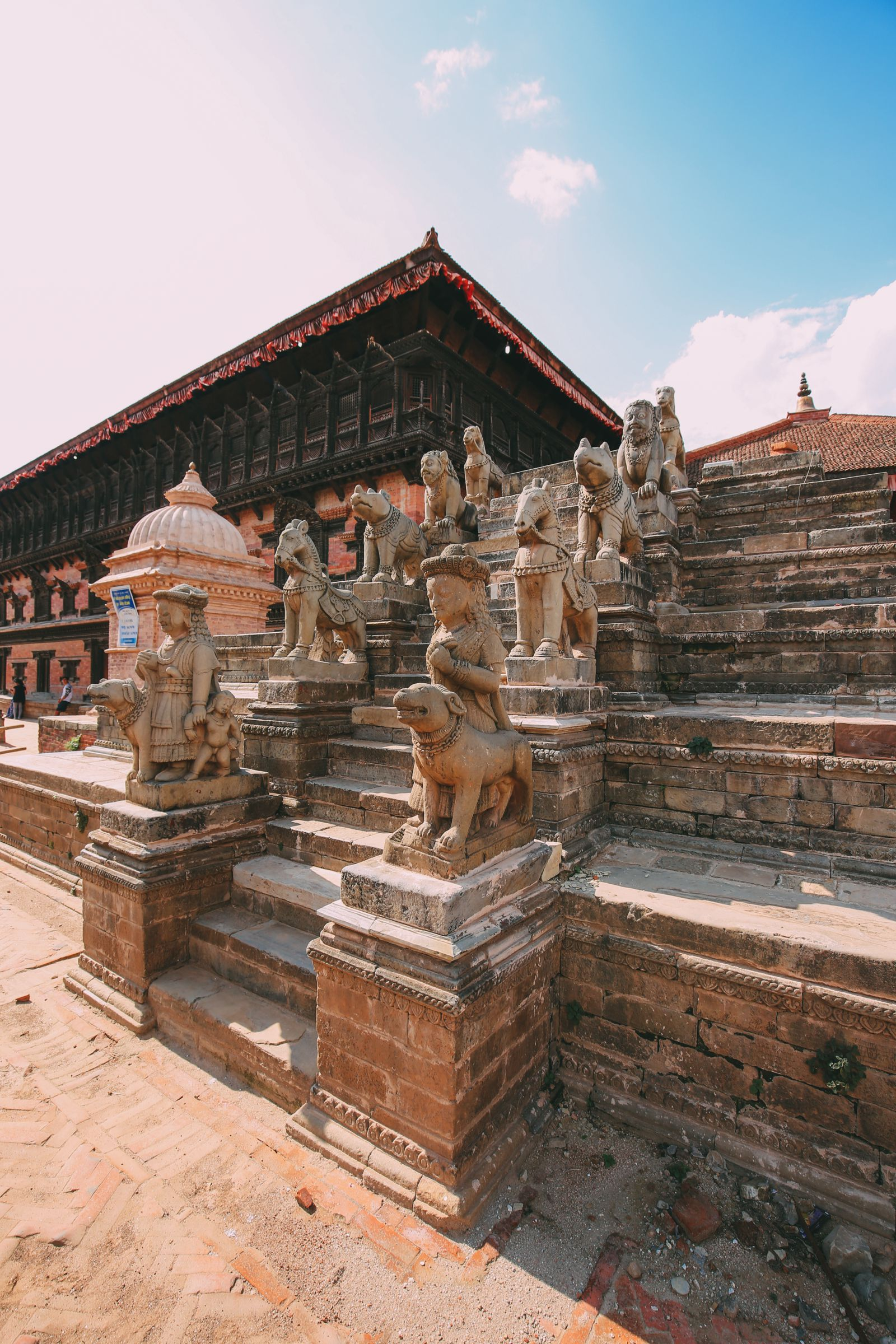 The Amazing UNESCO World Heritage City Of Bhaktapur, Nepal (9)