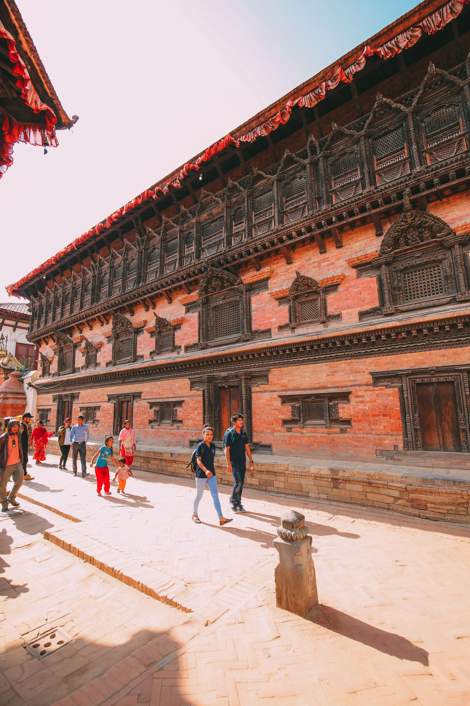 The Amazing UNESCO World Heritage City Of Bhaktapur, Nepal (10)