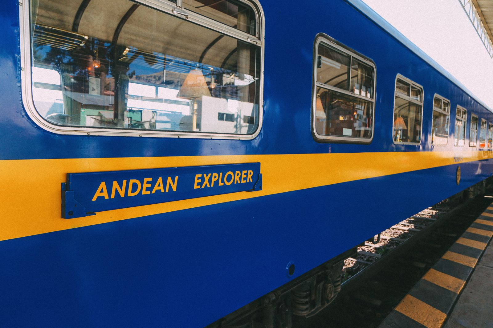 The Andean Explorer - Peru's Beautiful Train Journey From Puno To Cusco (4)