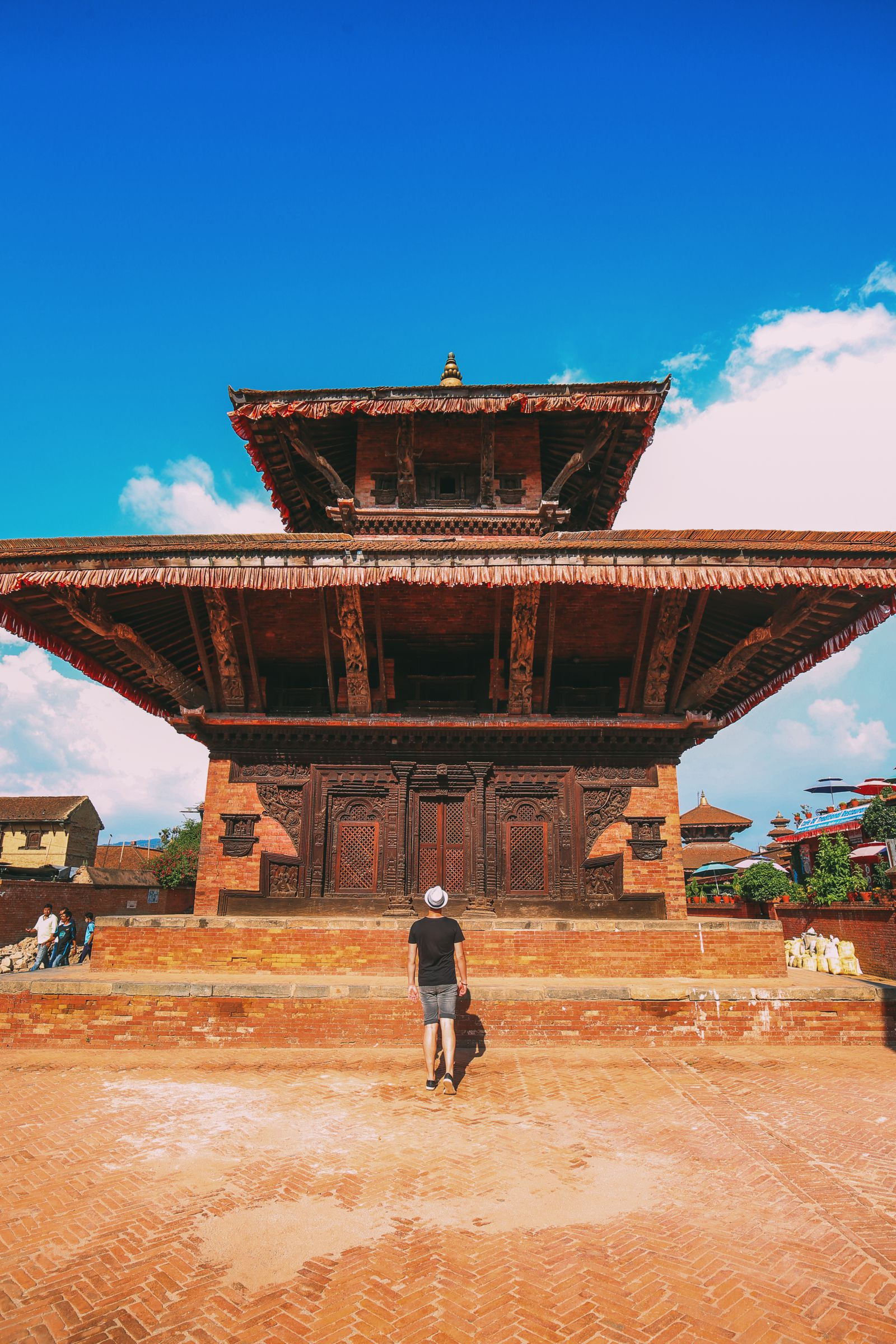 The Amazing UNESCO World Heritage City Of Bhaktapur, Nepal (28)