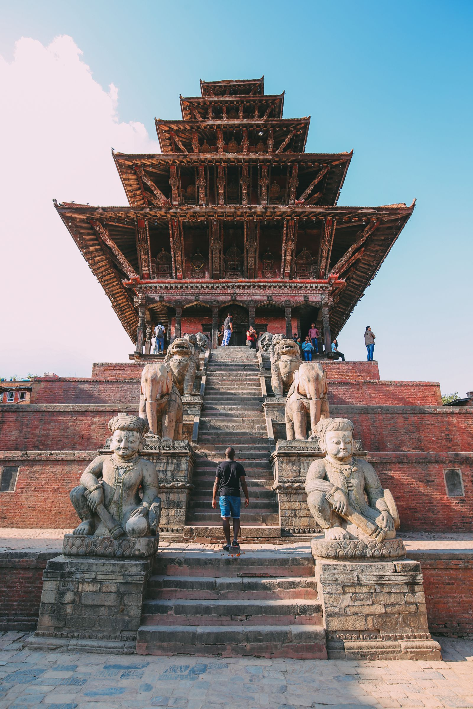 The Amazing UNESCO World Heritage City Of Bhaktapur, Nepal (40)