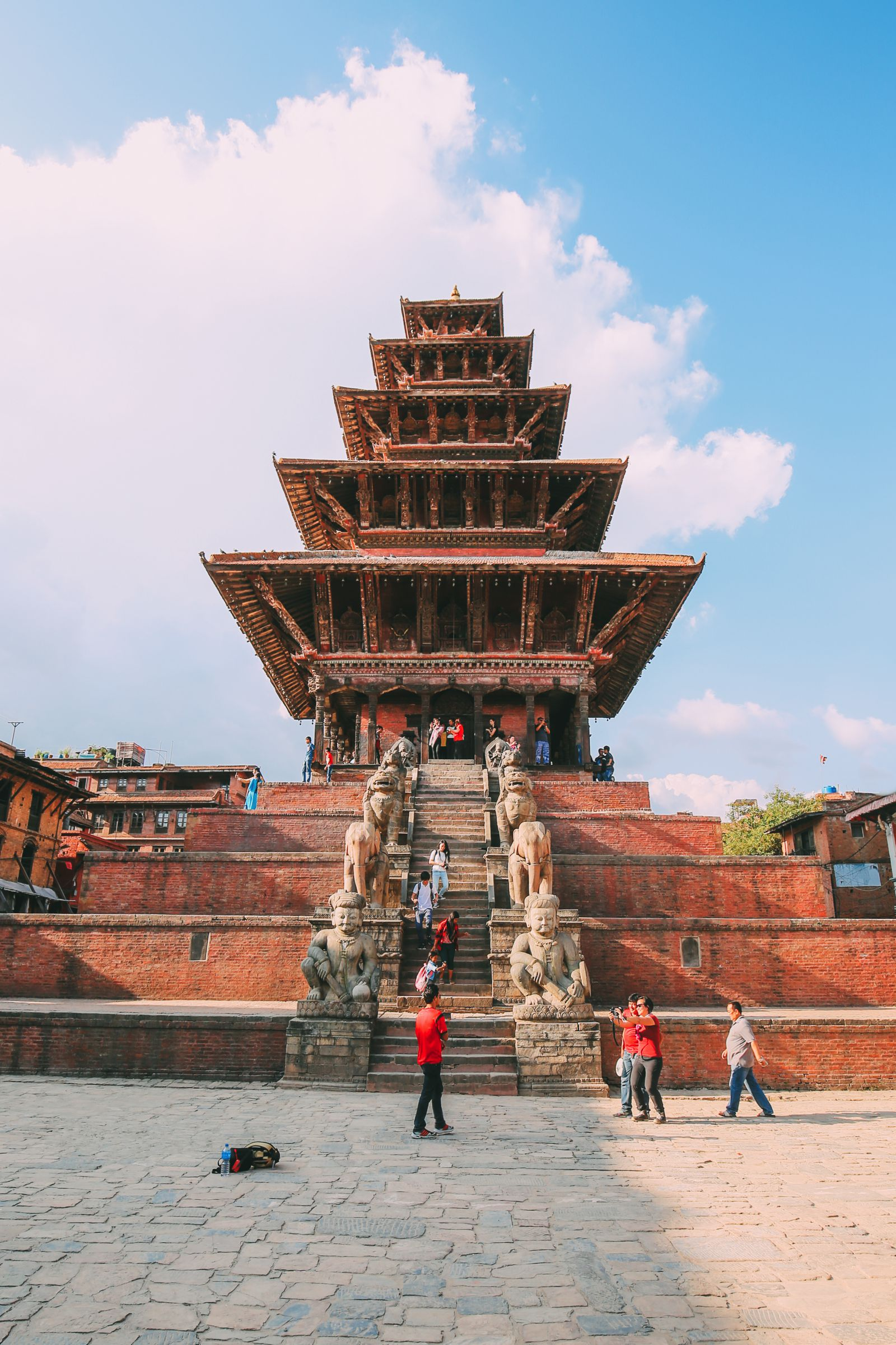 The Amazing UNESCO World Heritage City Of Bhaktapur, Nepal (44)