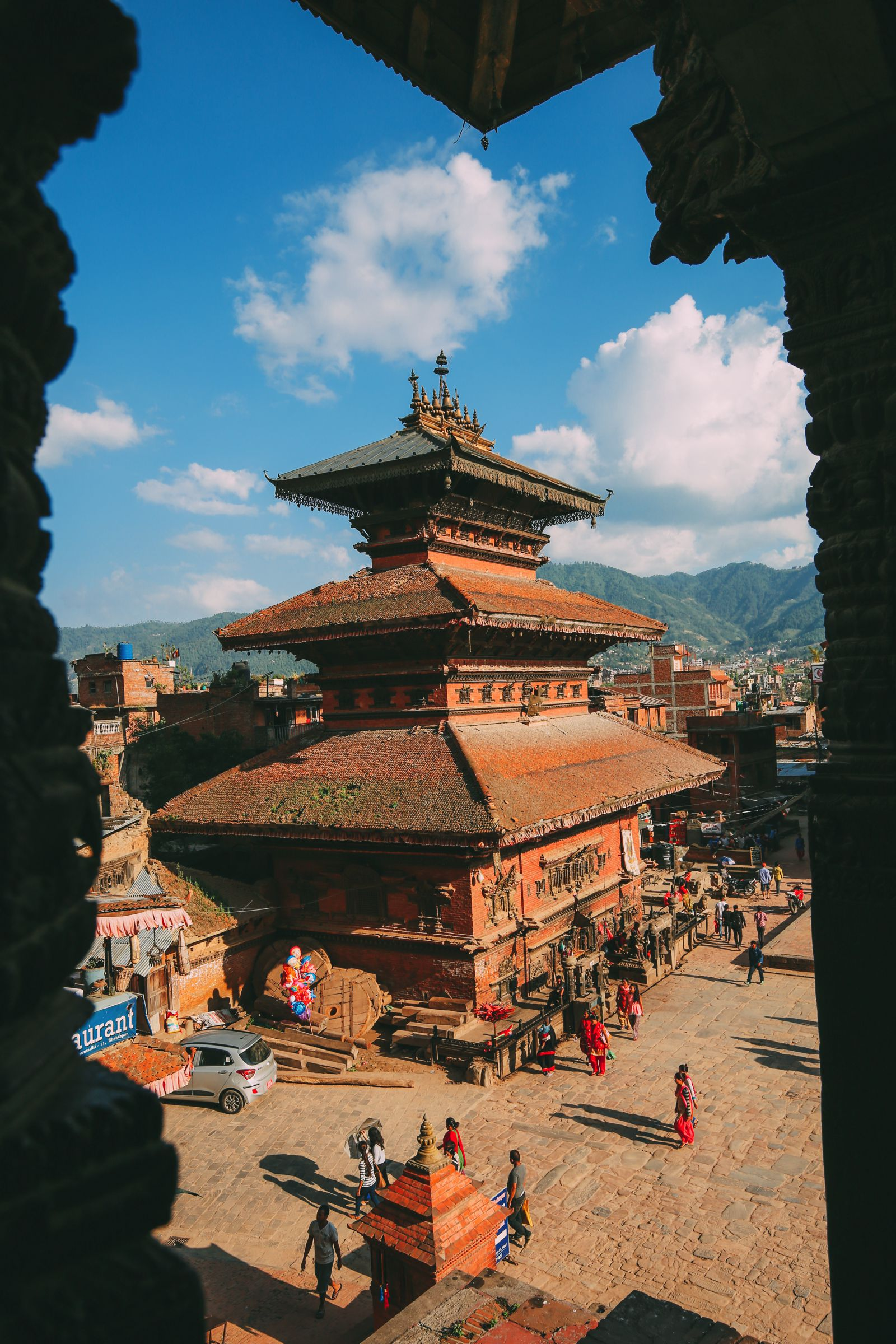 The Amazing UNESCO World Heritage City Of Bhaktapur, Nepal (48)