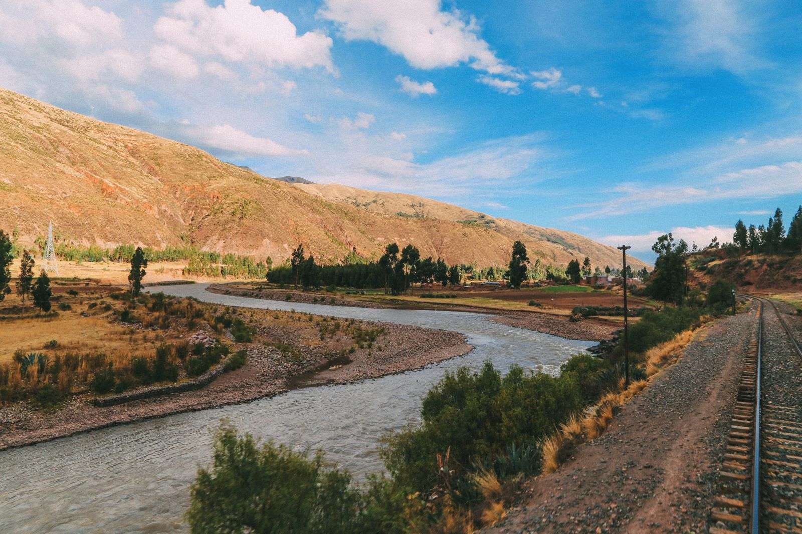The Andean Explorer - Peru's Beautiful Train Journey From Puno To Cusco (75)
