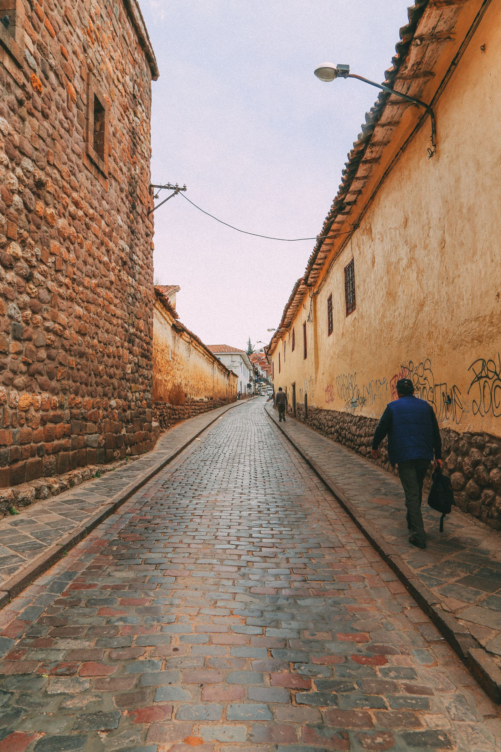 Here's A Look At The More-Real, Perhaps Less-Shiny Side Of Cusco, Peru... (3)