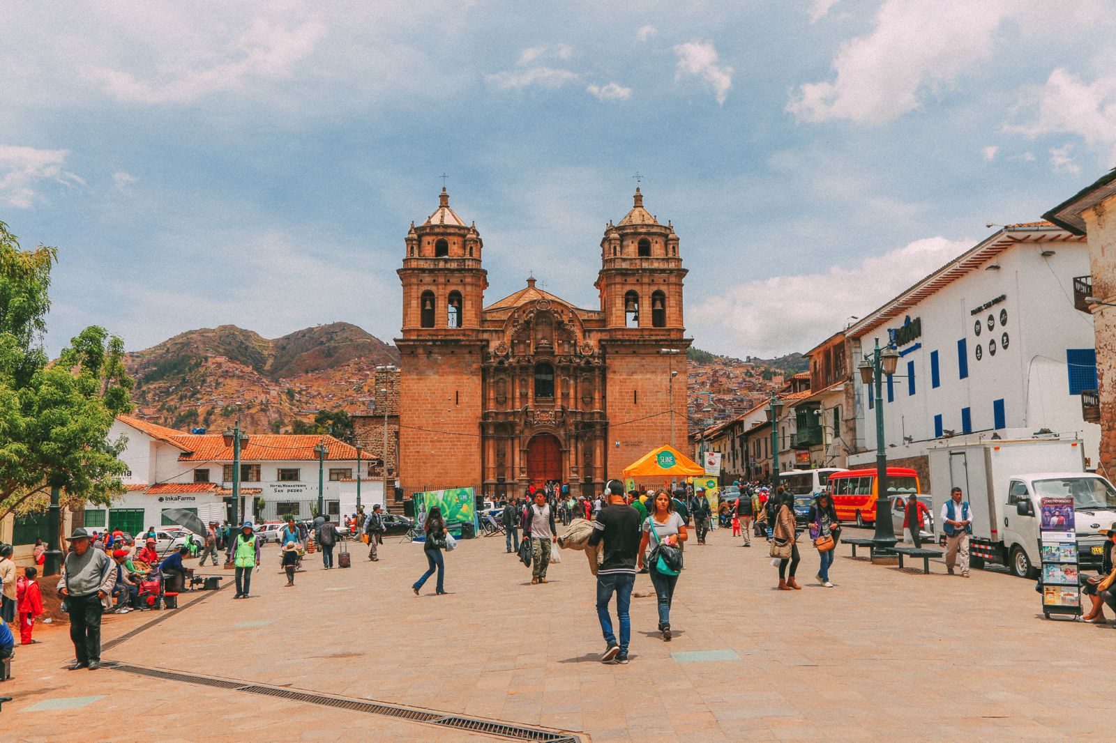 Here's A Look At The More-Real, Perhaps Less-Shiny Side Of Cusco, Peru... (15)