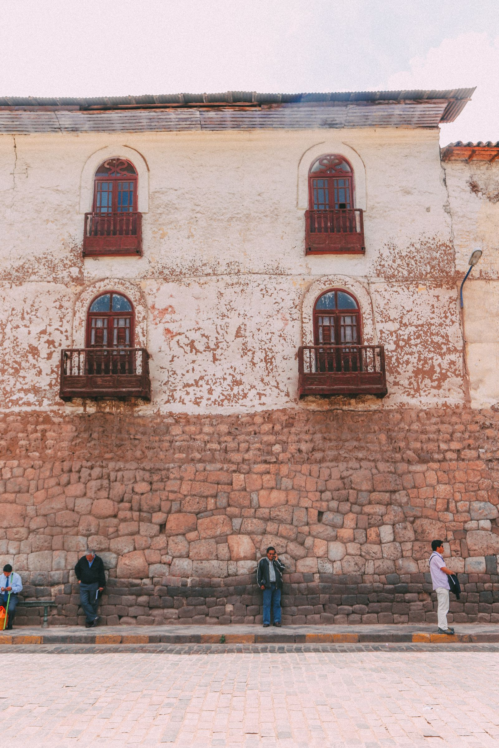 Here's A Look At The More-Real, Perhaps Less-Shiny Side Of Cusco, Peru... (37)