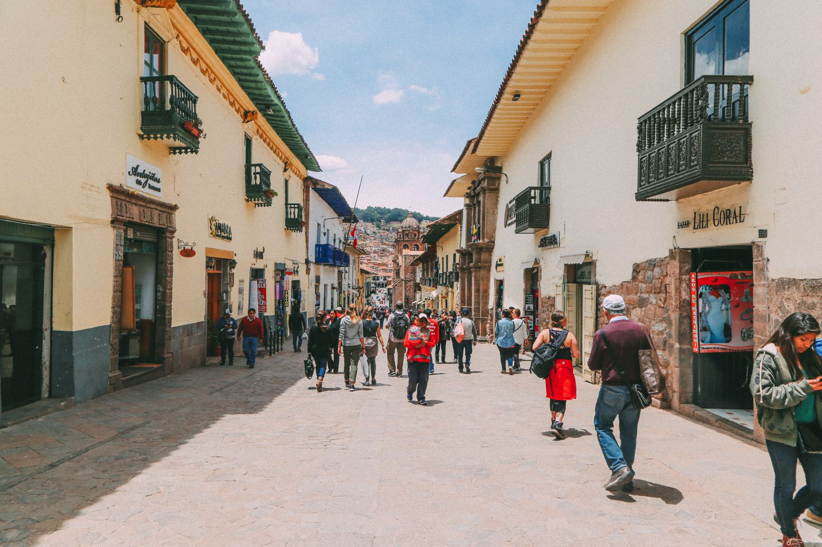 Here's A Look At The More-Real, Perhaps Less-Shiny Side Of Cusco, Peru... (38)