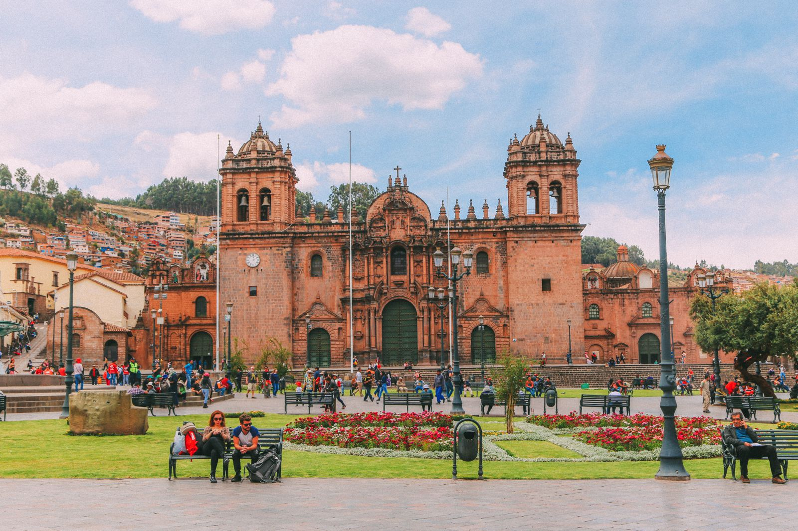 Here's A Look At The More-Real, Perhaps Less-Shiny Side Of Cusco, Peru... (42)