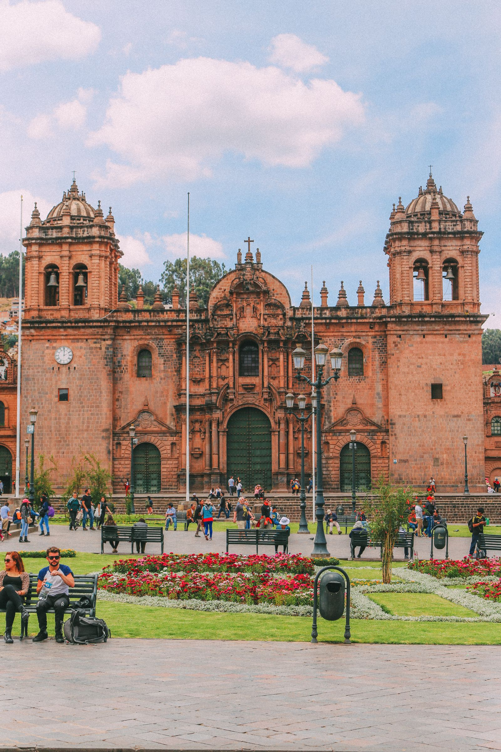 Here's A Look At The More-Real, Perhaps Less-Shiny Side Of Cusco, Peru... (43)