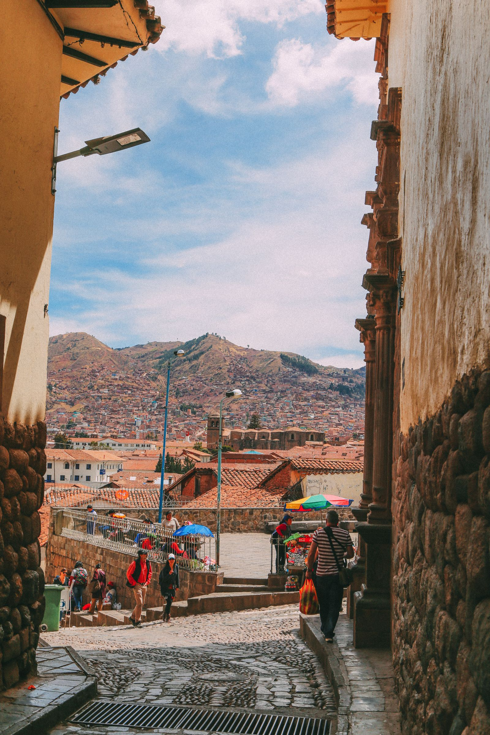Here's A Look At The More-Real, Perhaps Less-Shiny Side Of Cusco, Peru... (48)