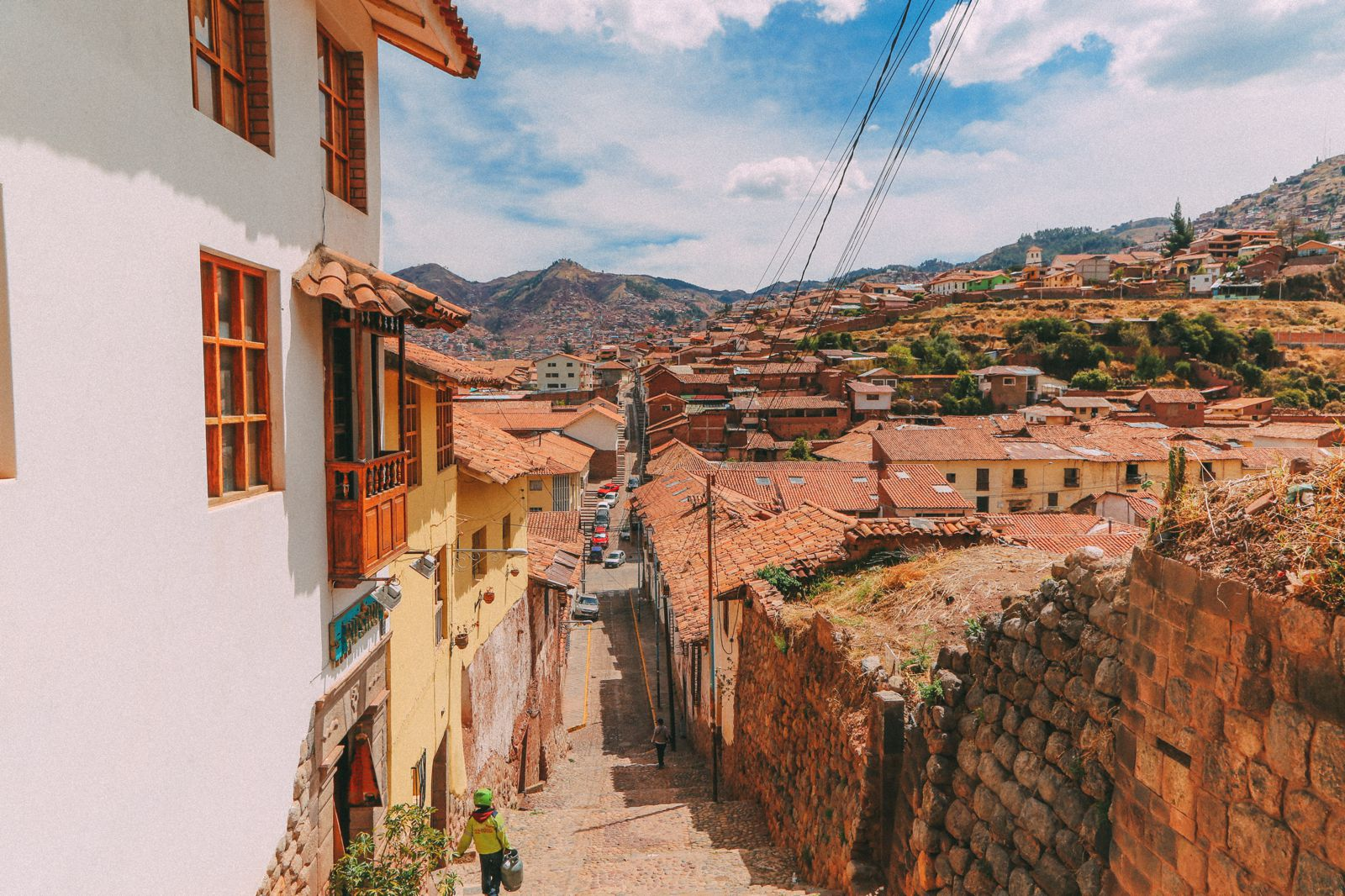 Here's A Look At The More-Real, Perhaps Less-Shiny Side Of Cusco, Peru... (54)