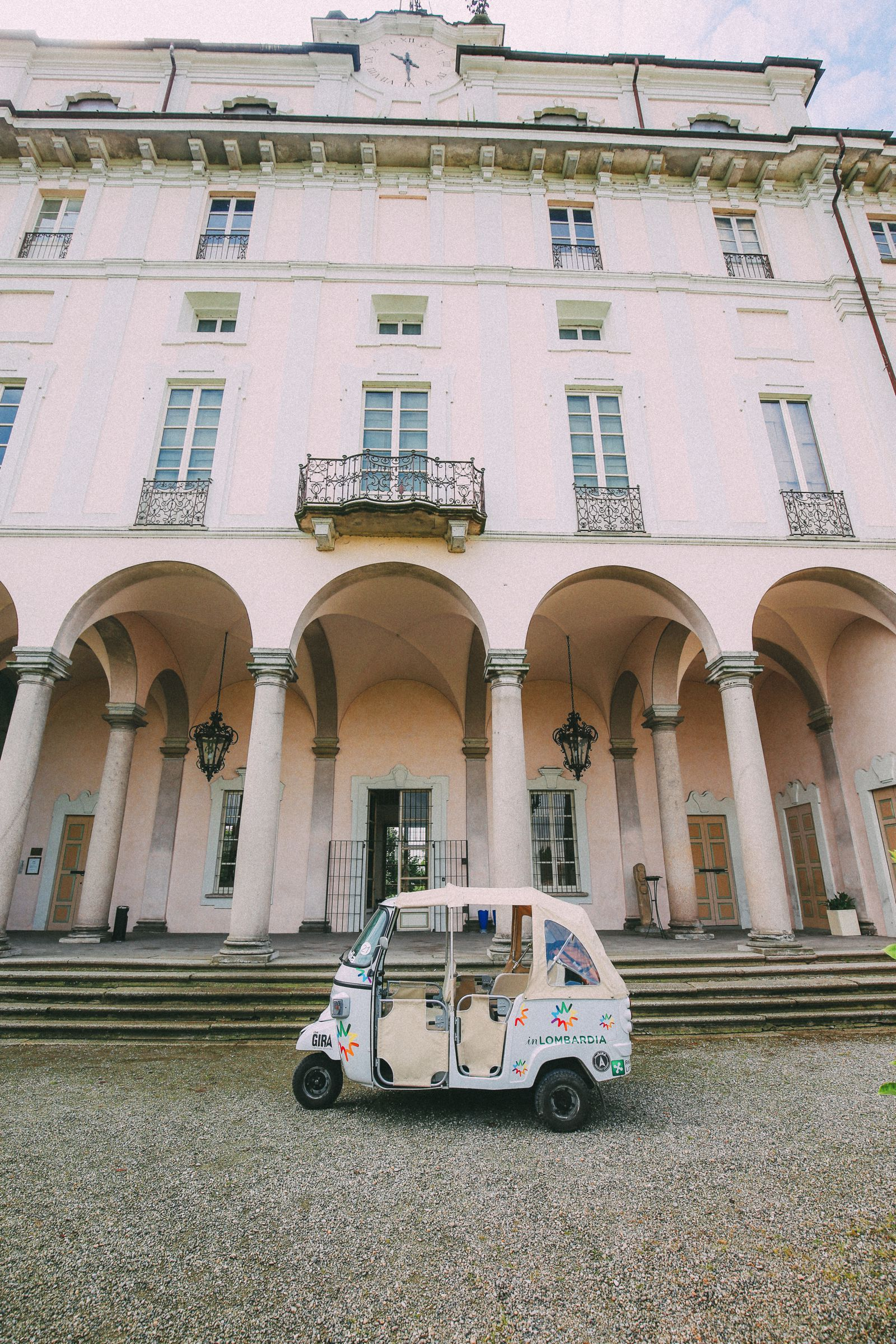 The Most Amazing Noble Villa And An Afternoon In Pizzighettone… In Lombardy, Italy (15)