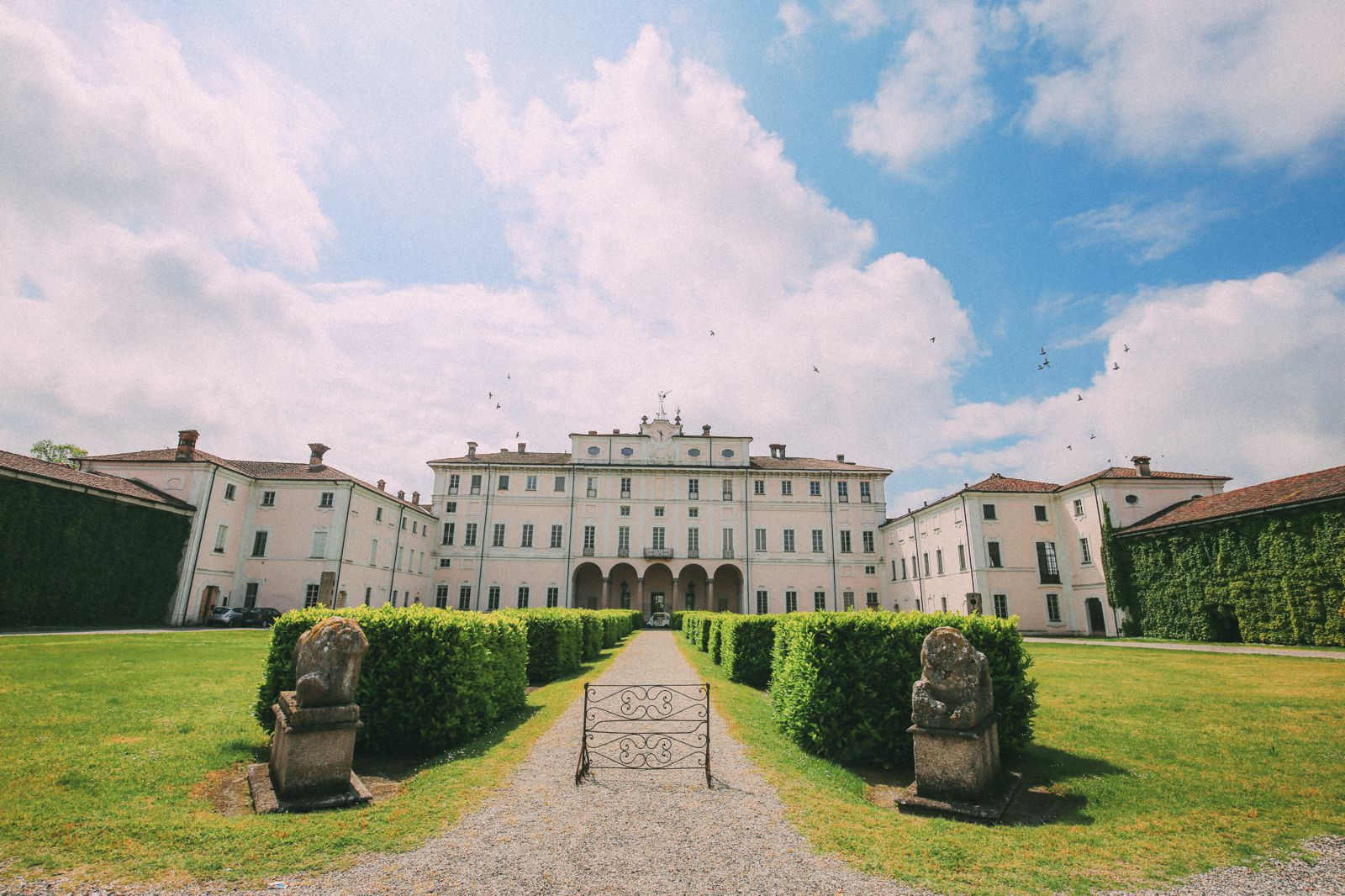 The Most Amazing Noble Villa And An Afternoon In Pizzighettone… In Lombardy, Italy (26)