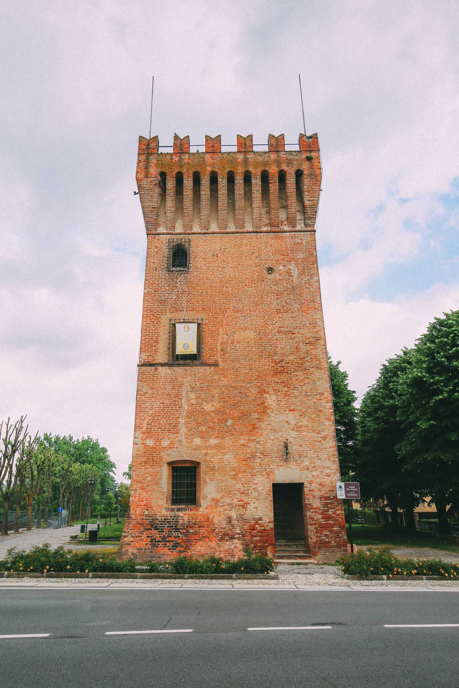 The Most Amazing Noble Villa And An Afternoon In Pizzighettone… In Lombardy, Italy (50)