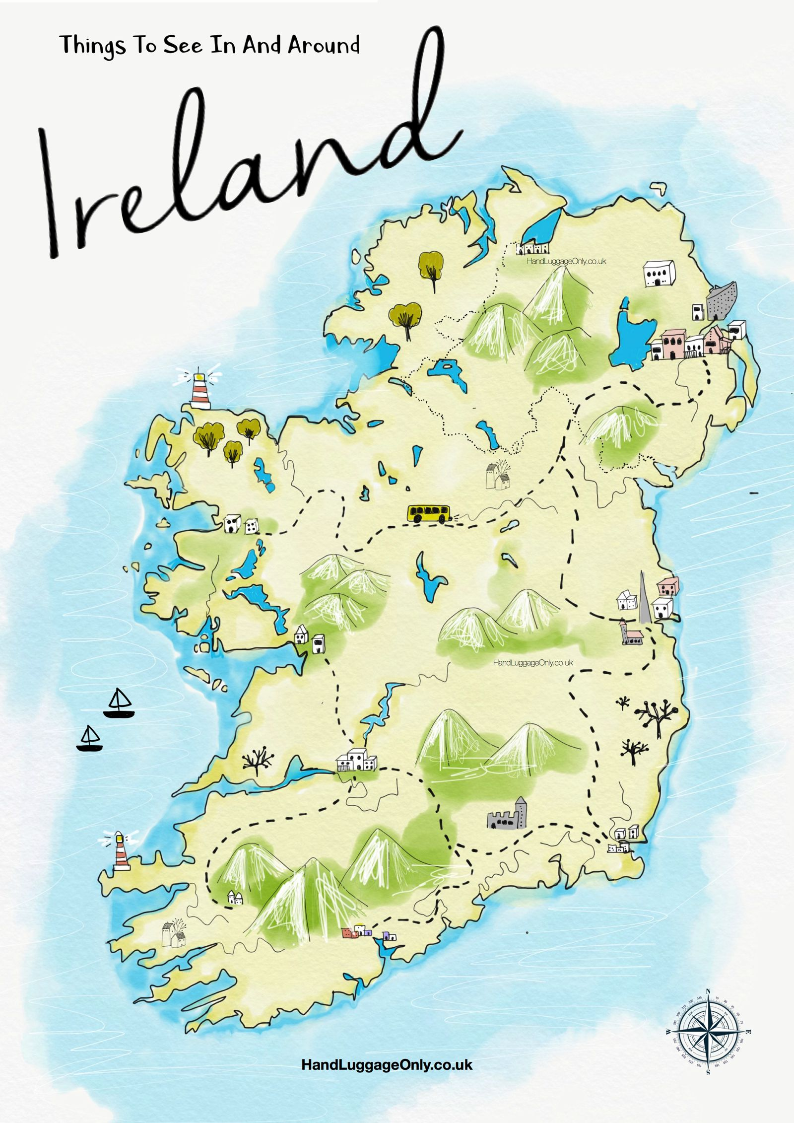 19 Stunning Things To See And Do Across Ireland (29)