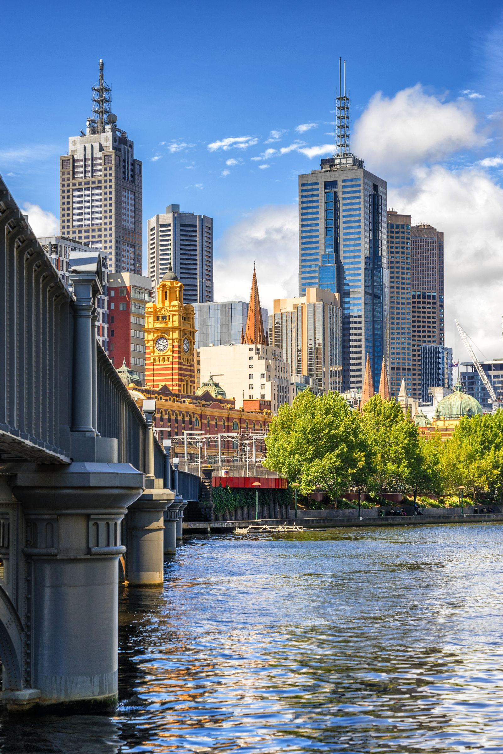 Good Food Places In Melbourne