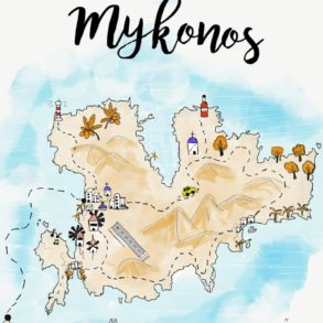 The Complete Guide On Things To See, Do And Eat In Mykonos, Greece (1)
