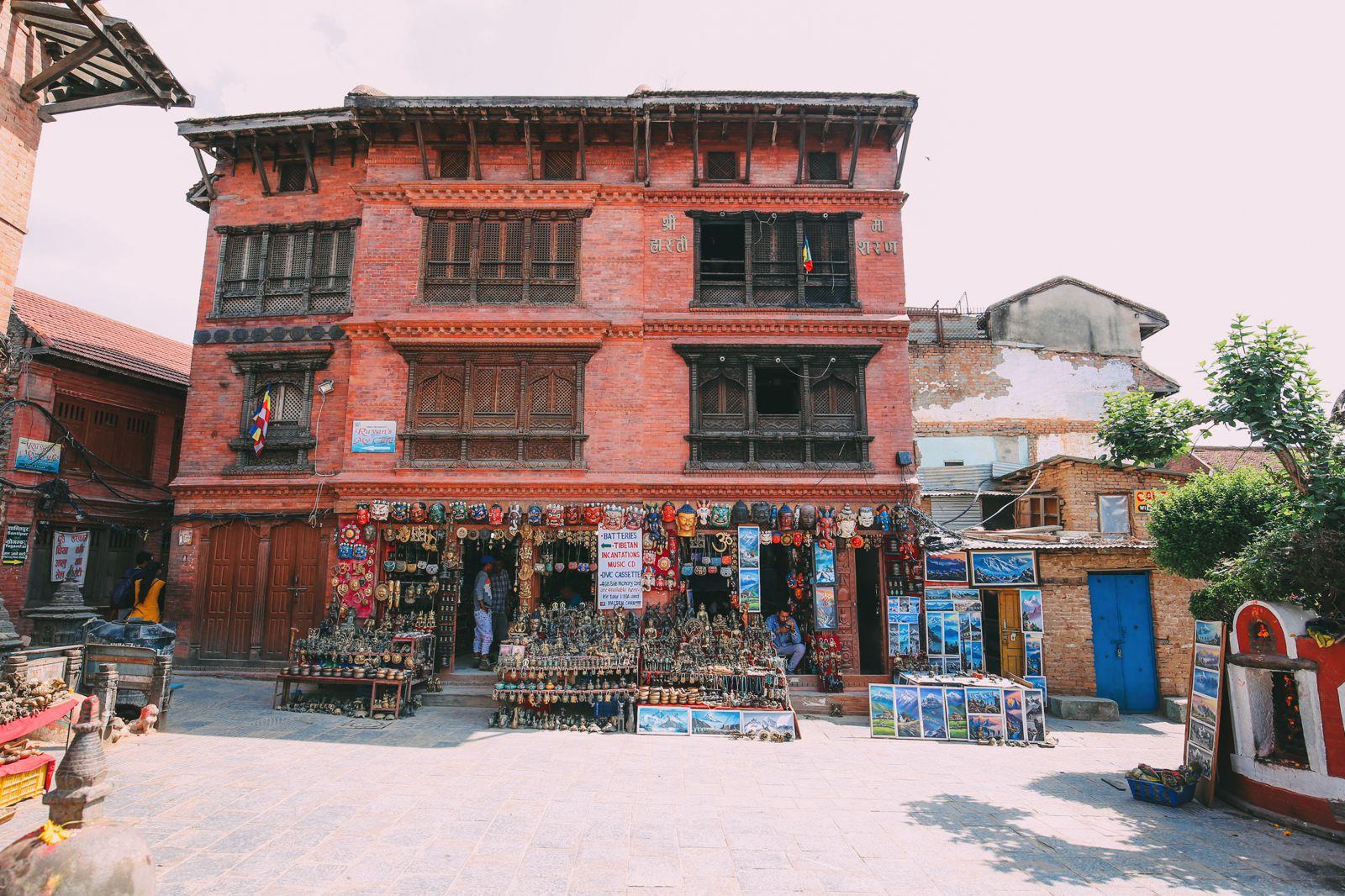 Exploring Swayambhunath Stupa - The Monkey Temple In Kathmandu, Nepal (8)