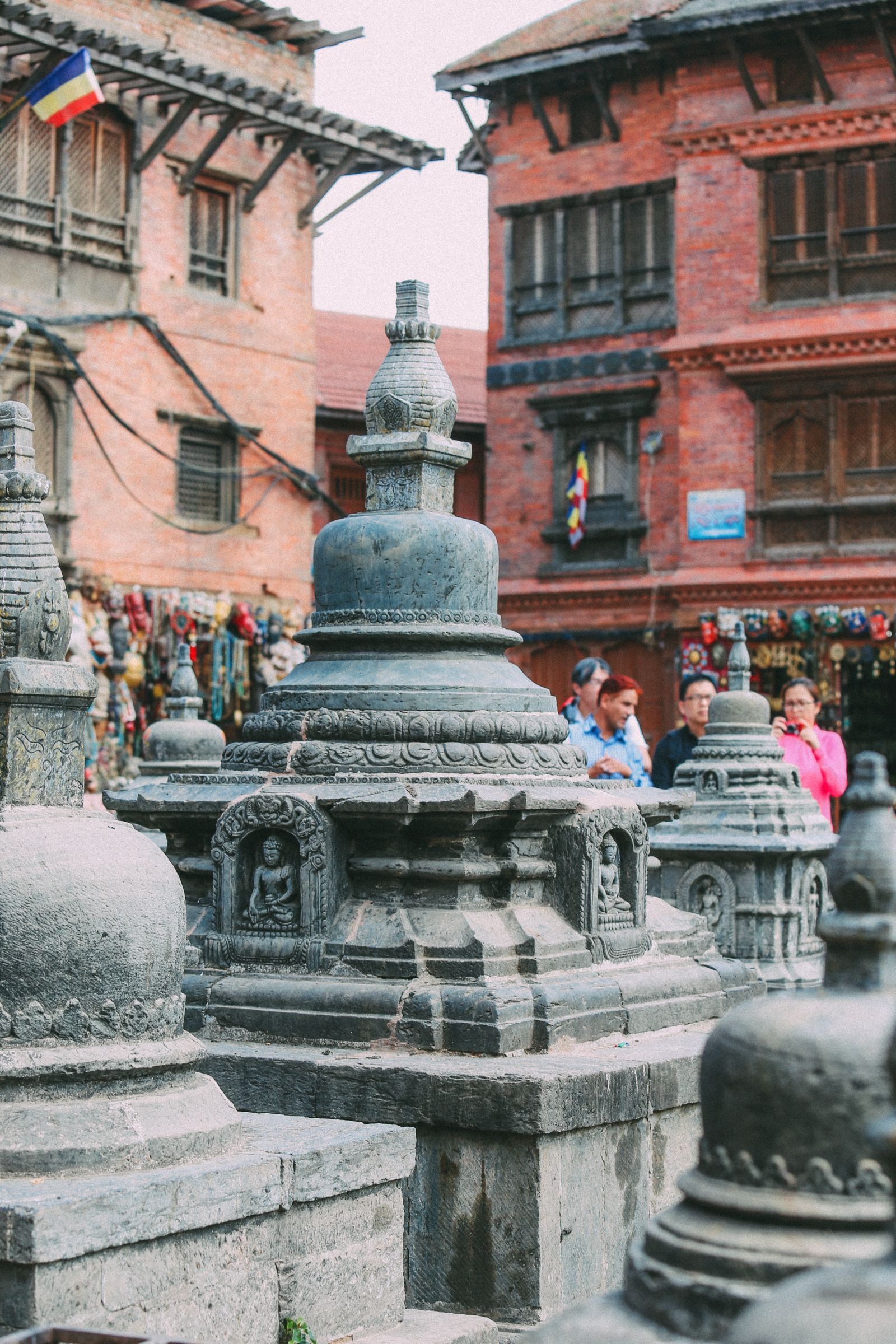 Exploring Swayambhunath Stupa - The Monkey Temple In Kathmandu, Nepal (39)