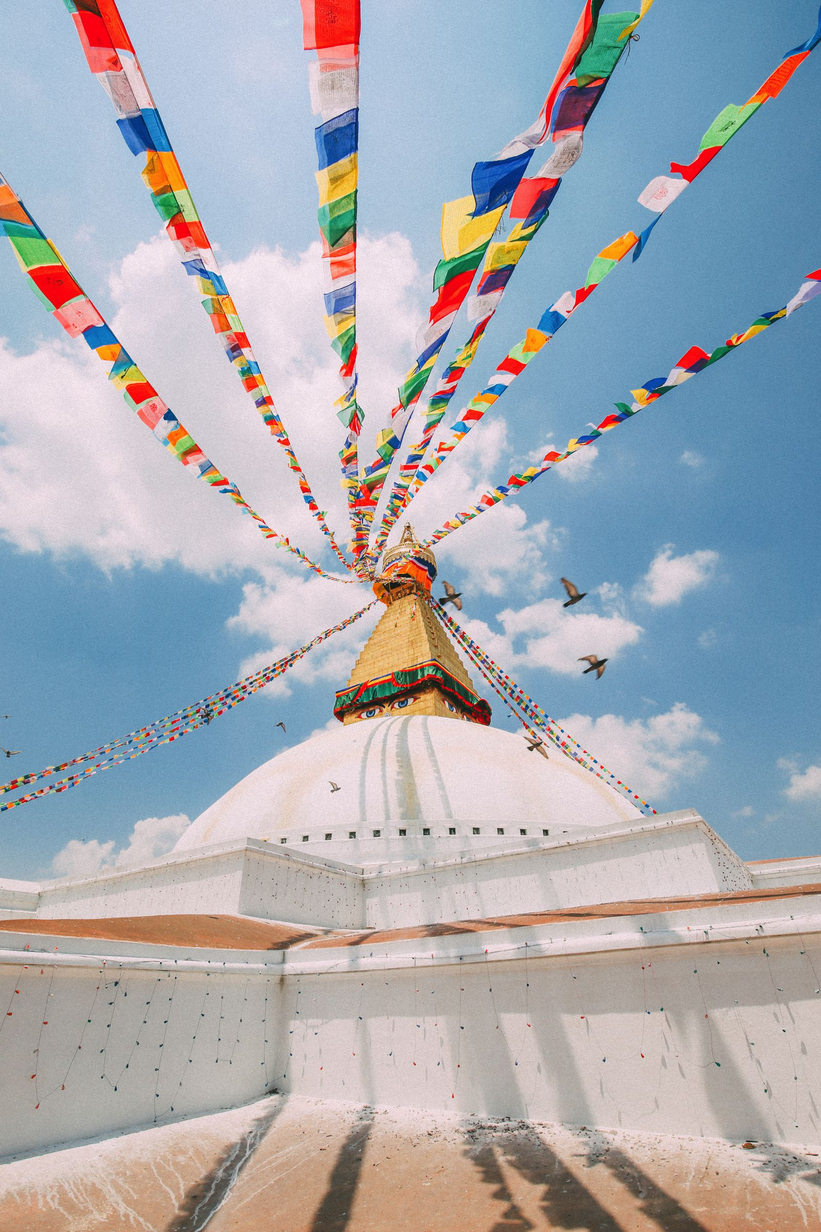 The UNESCO World Heritage Site Of Boudhanath Stupa In Kathmandu, Nepal (14)