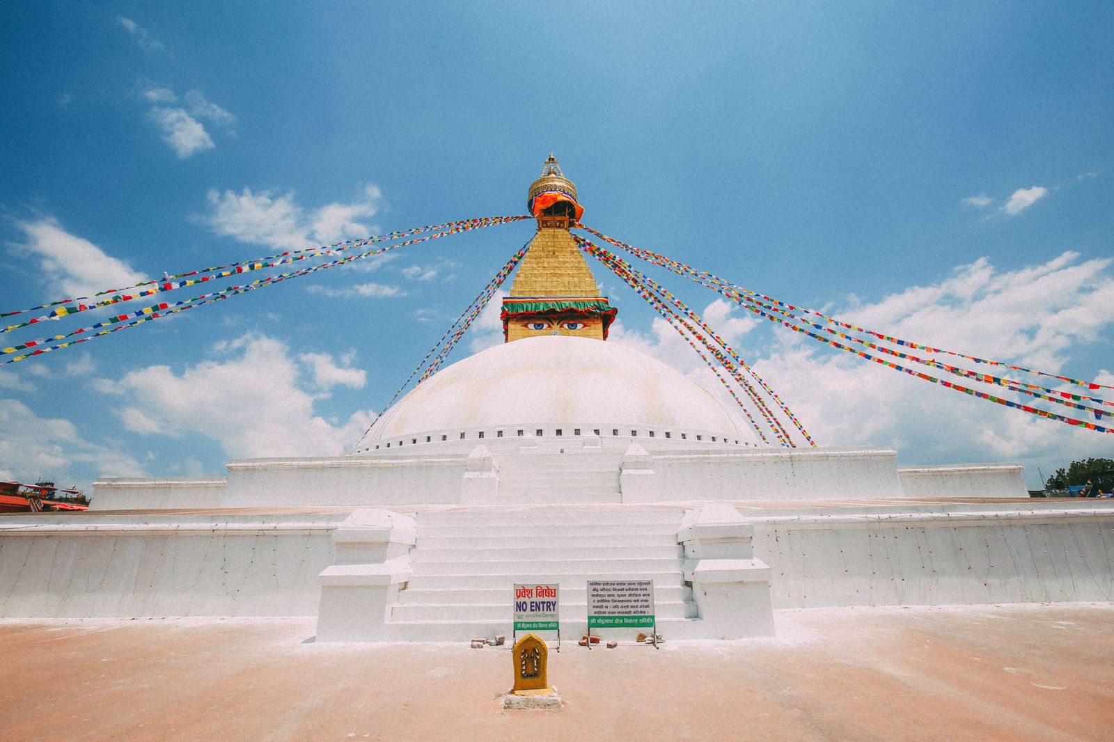 The UNESCO World Heritage Site Of Boudhanath Stupa In Kathmandu, Nepal (19)