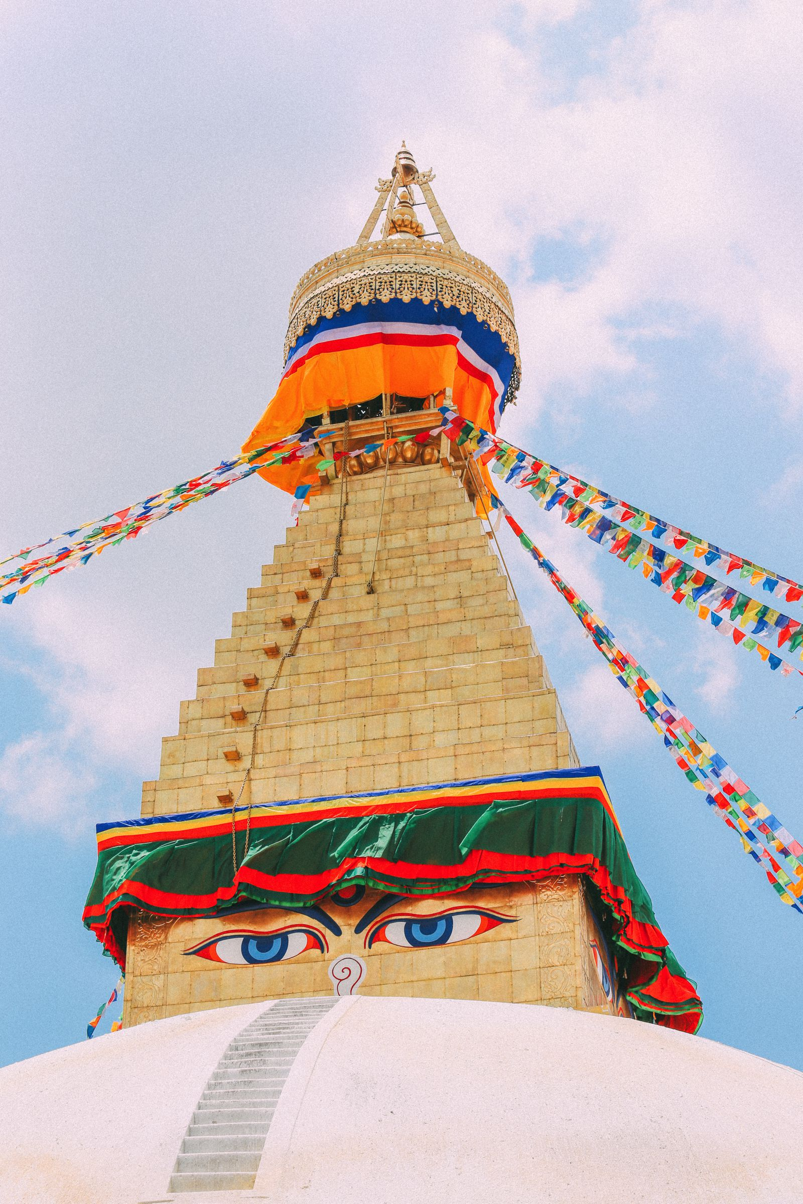 The UNESCO World Heritage Site Of Boudhanath Stupa In Kathmandu, Nepal (24)