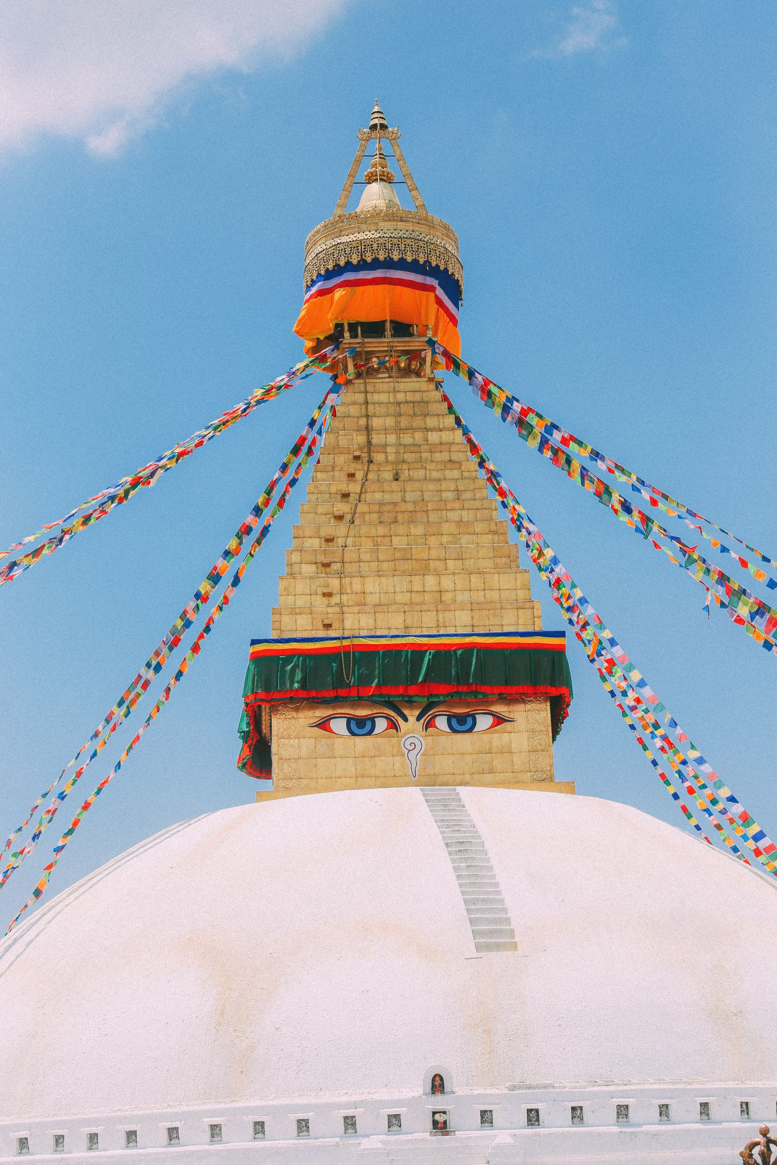 The UNESCO World Heritage Site Of Boudhanath Stupa In Kathmandu, Nepal (28)