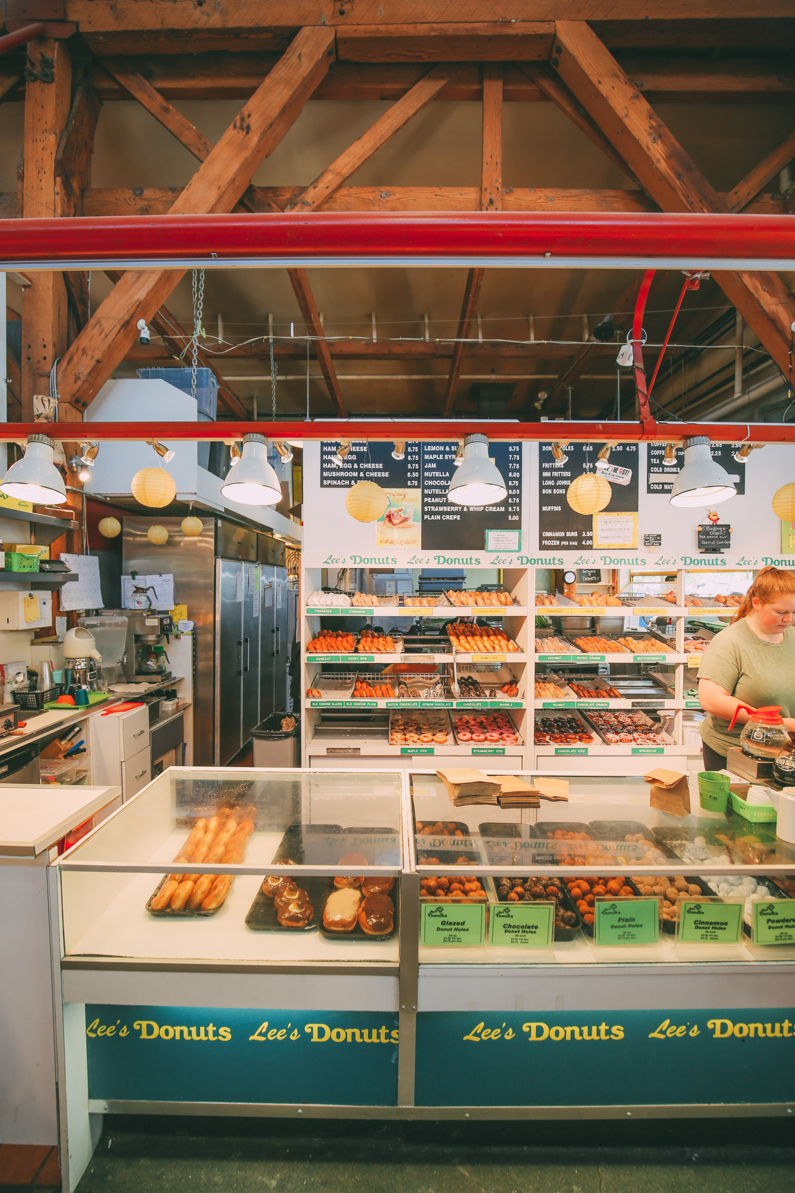 Eating Our Way Through Gastown And Granville Island… In Vancouver, Canada (62)