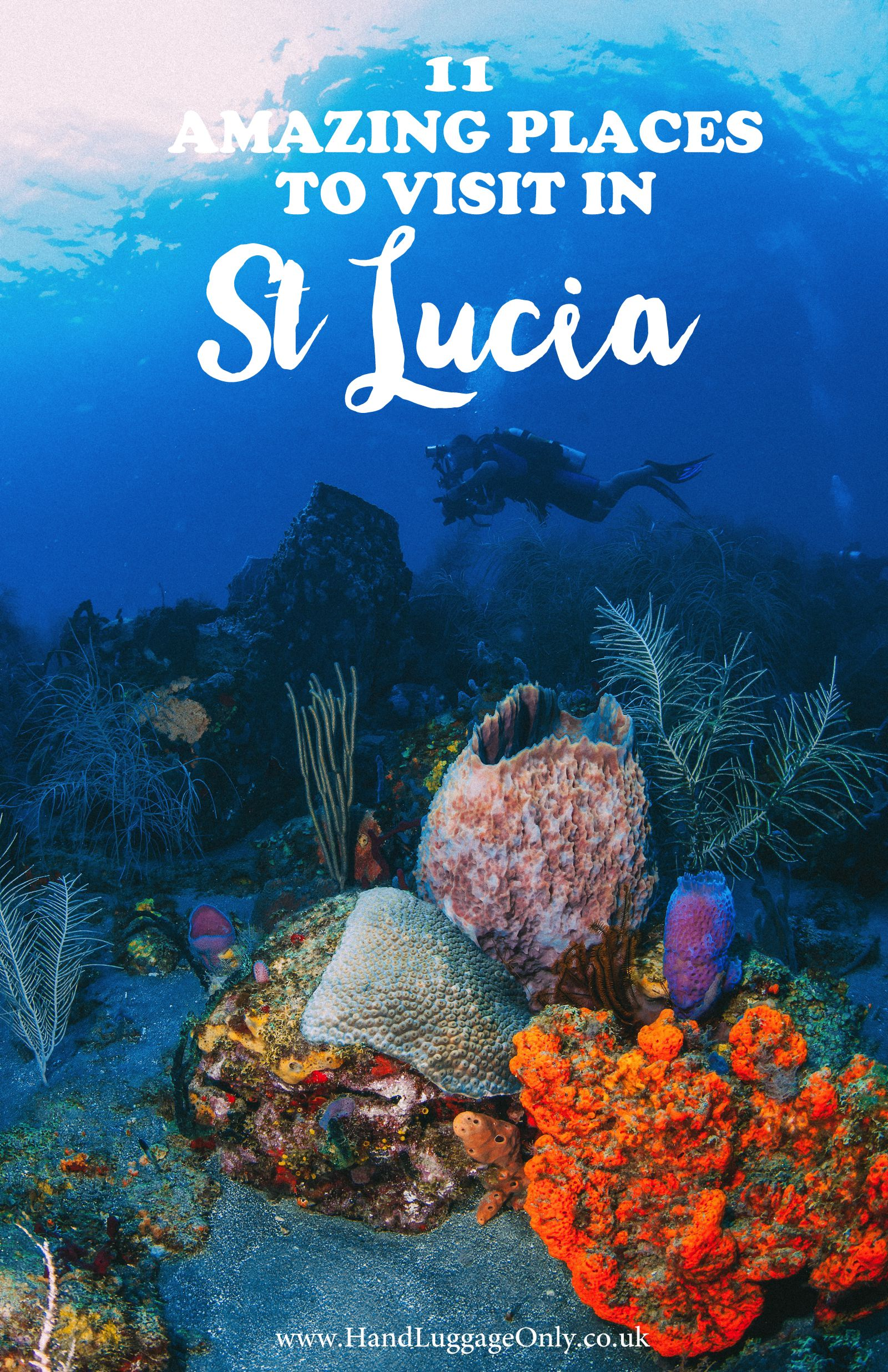 11 Fantastic Places To Visit In The Caribbean Island Of St Lucia (2)