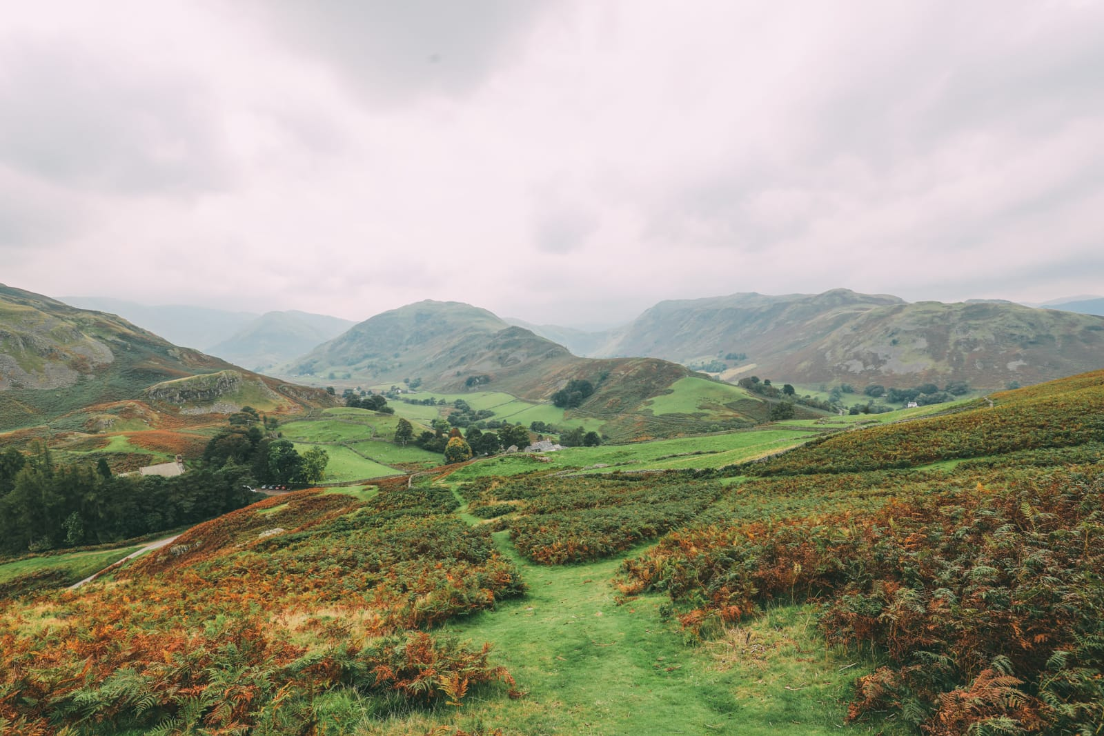 The Perfect 4 Day Itinerary For Visiting England's Beautiful Lake District (75)