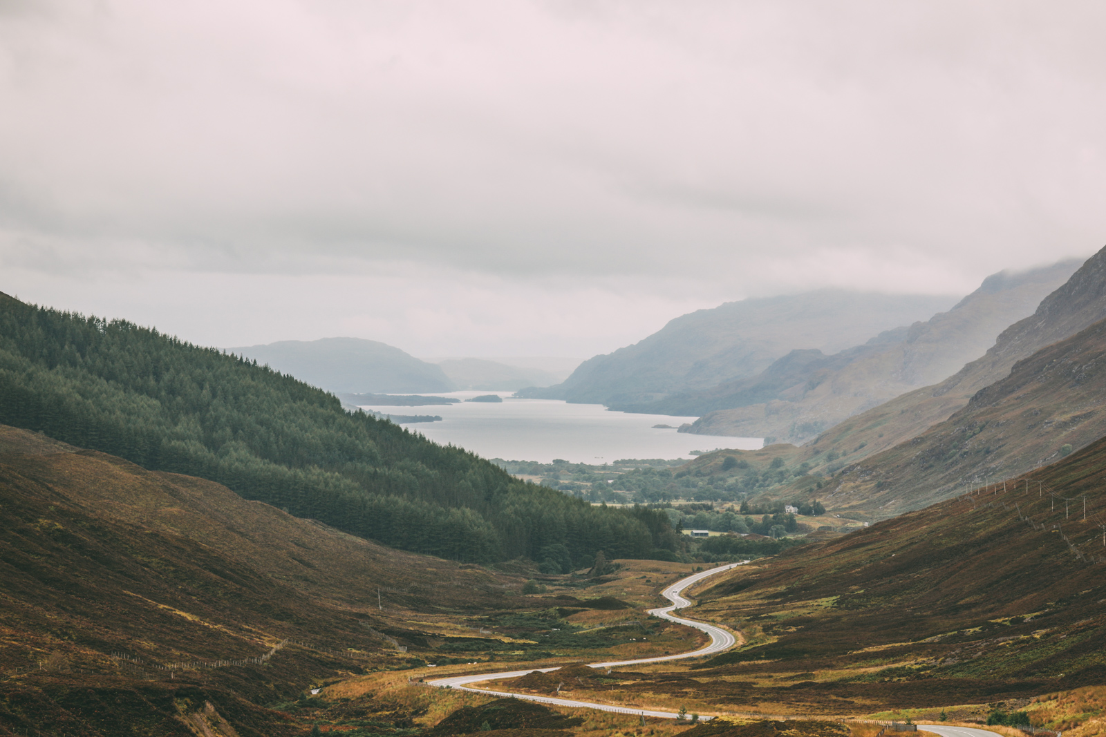 Driving The Incredible North Coast 500 Road In The Scottish Highlands... (6)