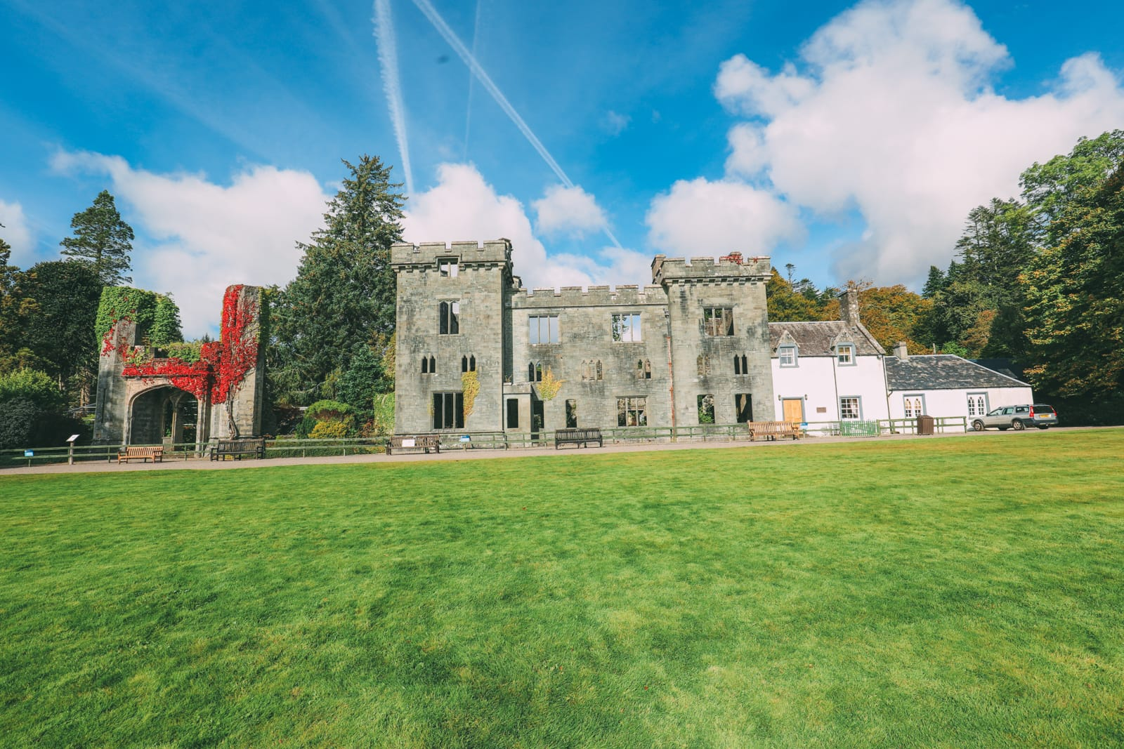 Slow Adventures In The Scottish Highlands...(And A Secret Castle You Have To See!) (8)