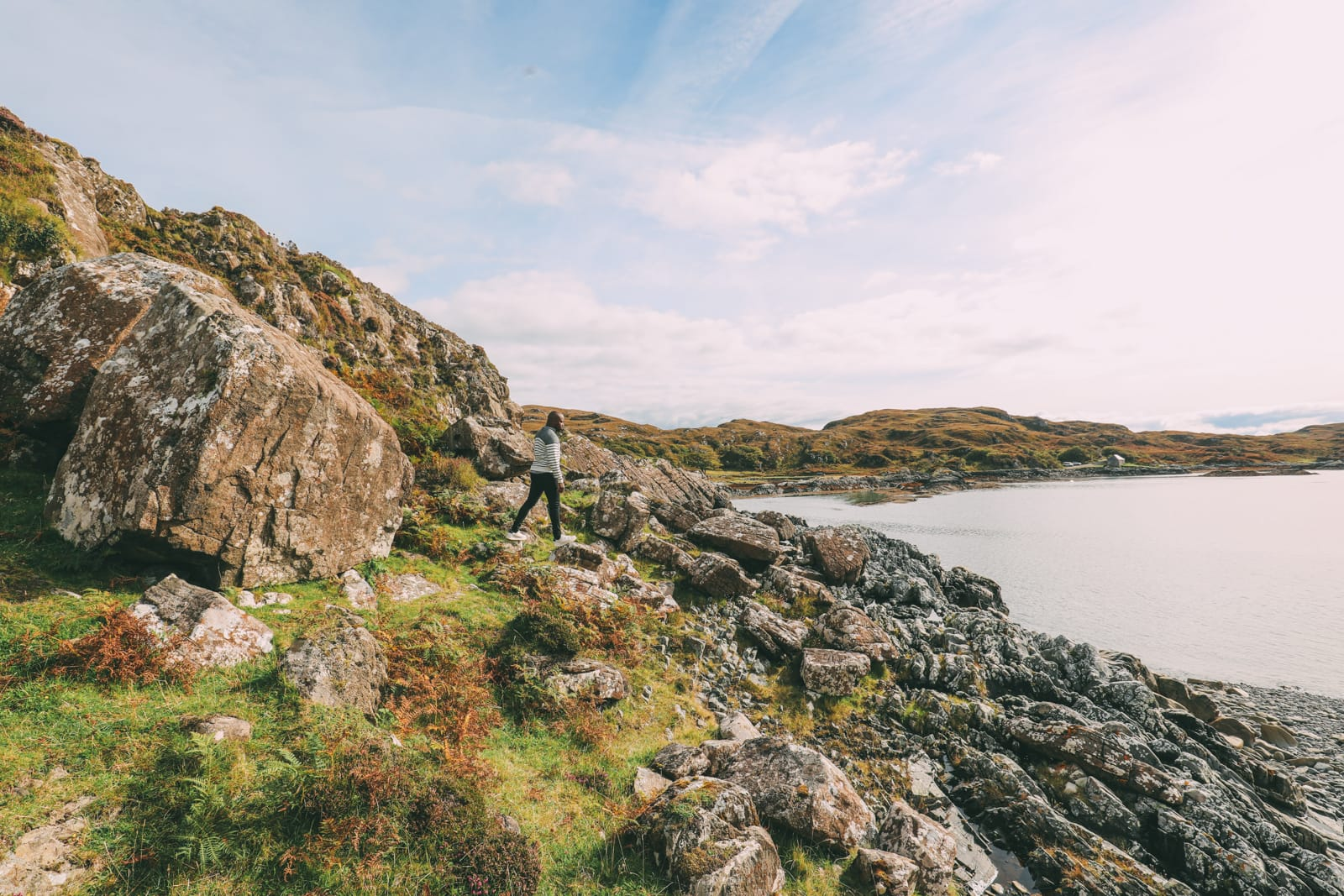 Slow Adventures In The Scottish Highlands...(And A Secret Castle You Have To See!) (21)
