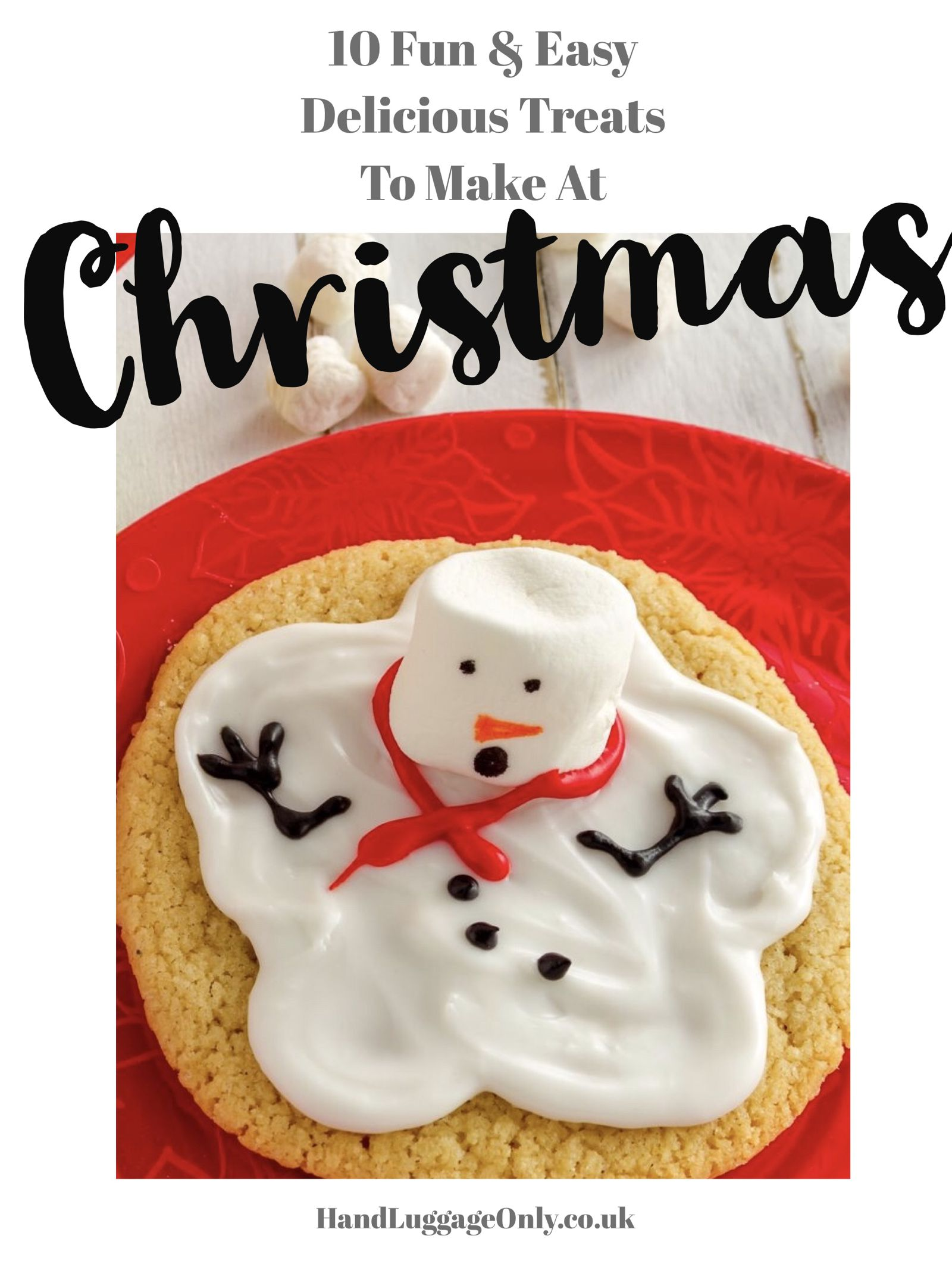 10 Fun, Easy And Delicious Christmas Treats To Make (13)