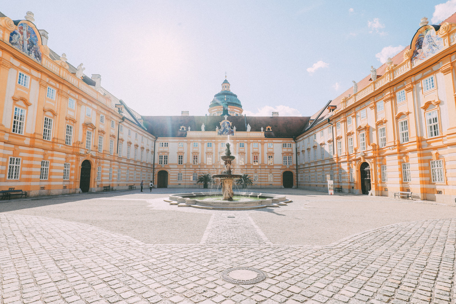 The Amazing Melk Abbey of The Wachau, Austria… And Hiking The Wachau World Heritage Trail (38)