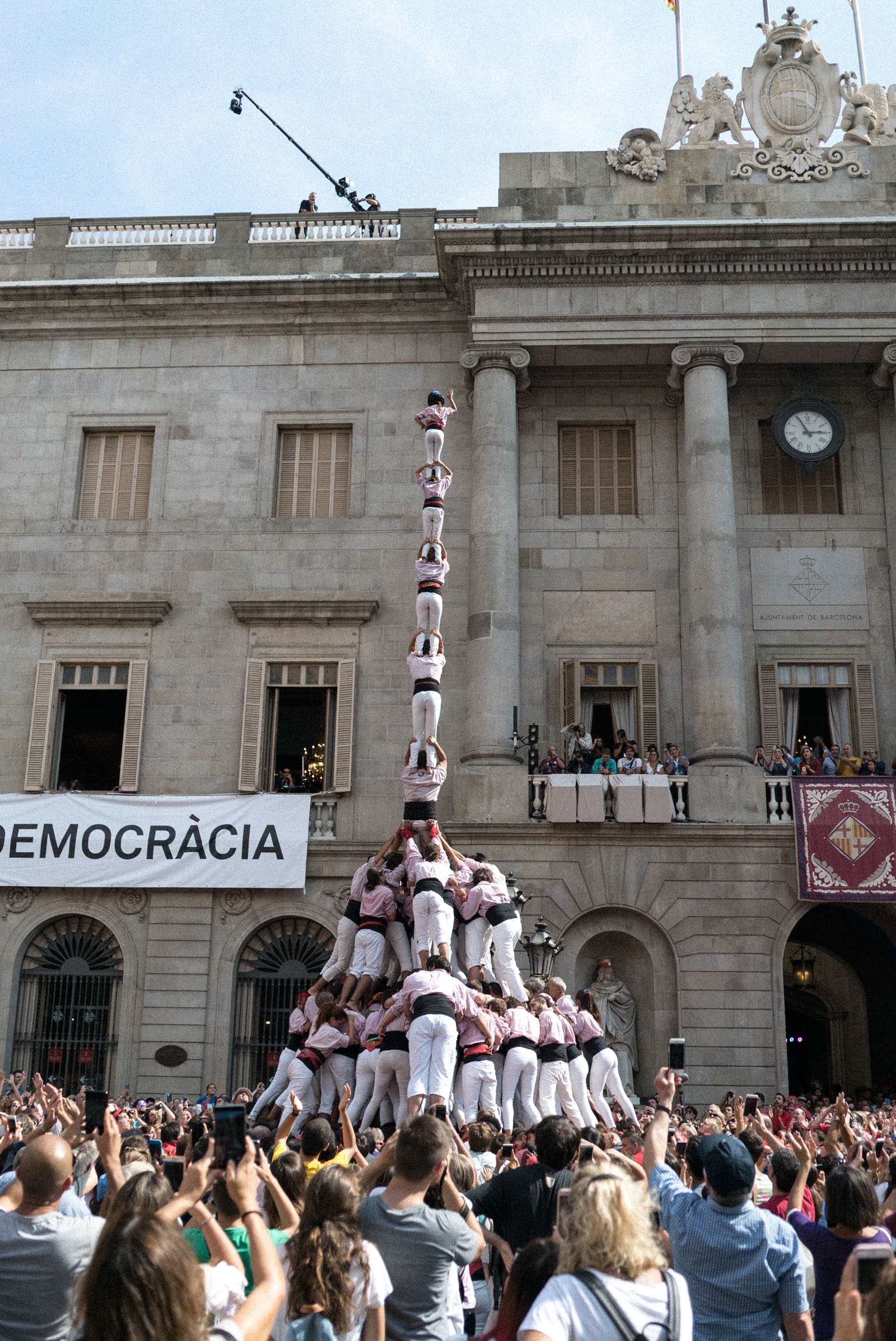 The Incredible La Mercè Festival In Barcelona - What To See, Do And Expect! (27)
