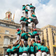 Experiencing The La Merce Festival In Barcelona, Spain