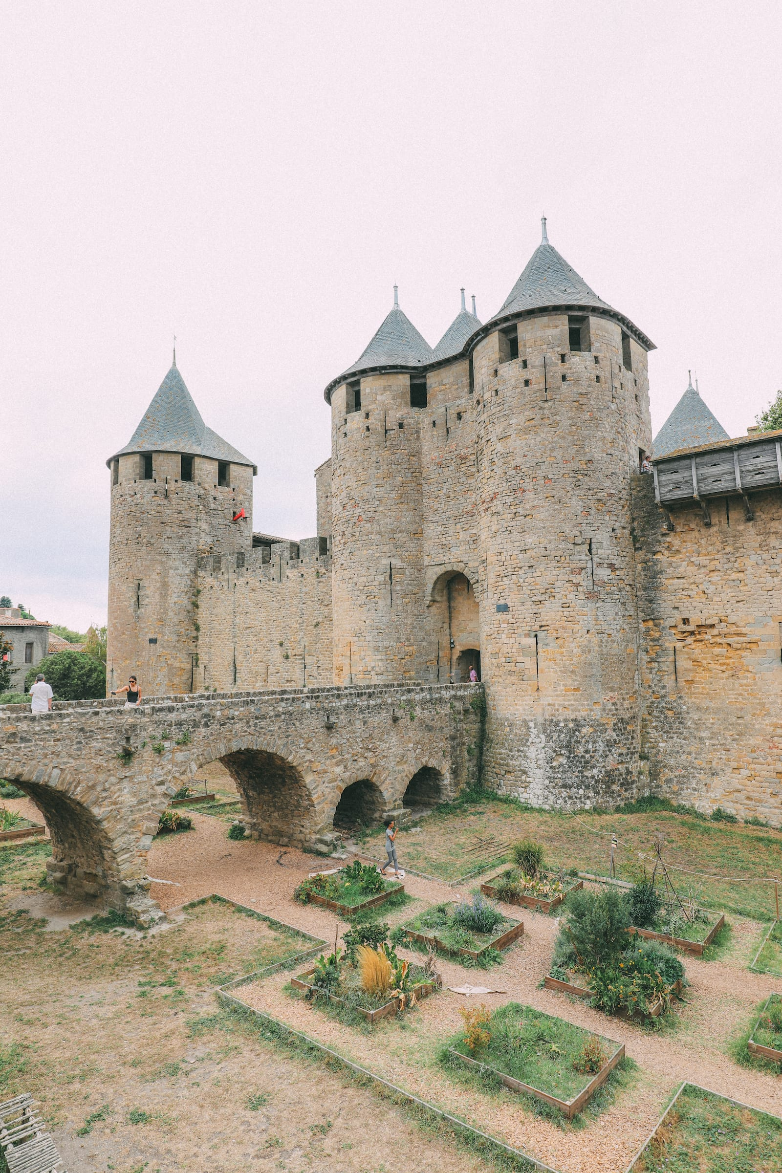 Photos And Postcards From Carcassonne In The South Of France... (17)