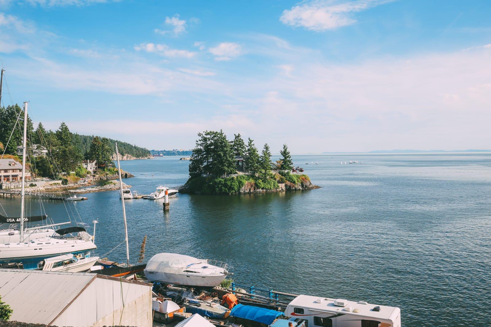 Driving The Sunshine Coast Of British Columbia Canada (40)