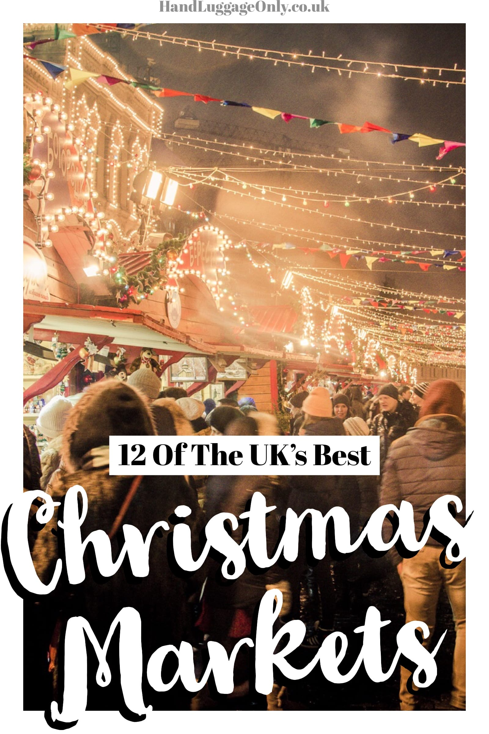 Best Christmas Markets UK