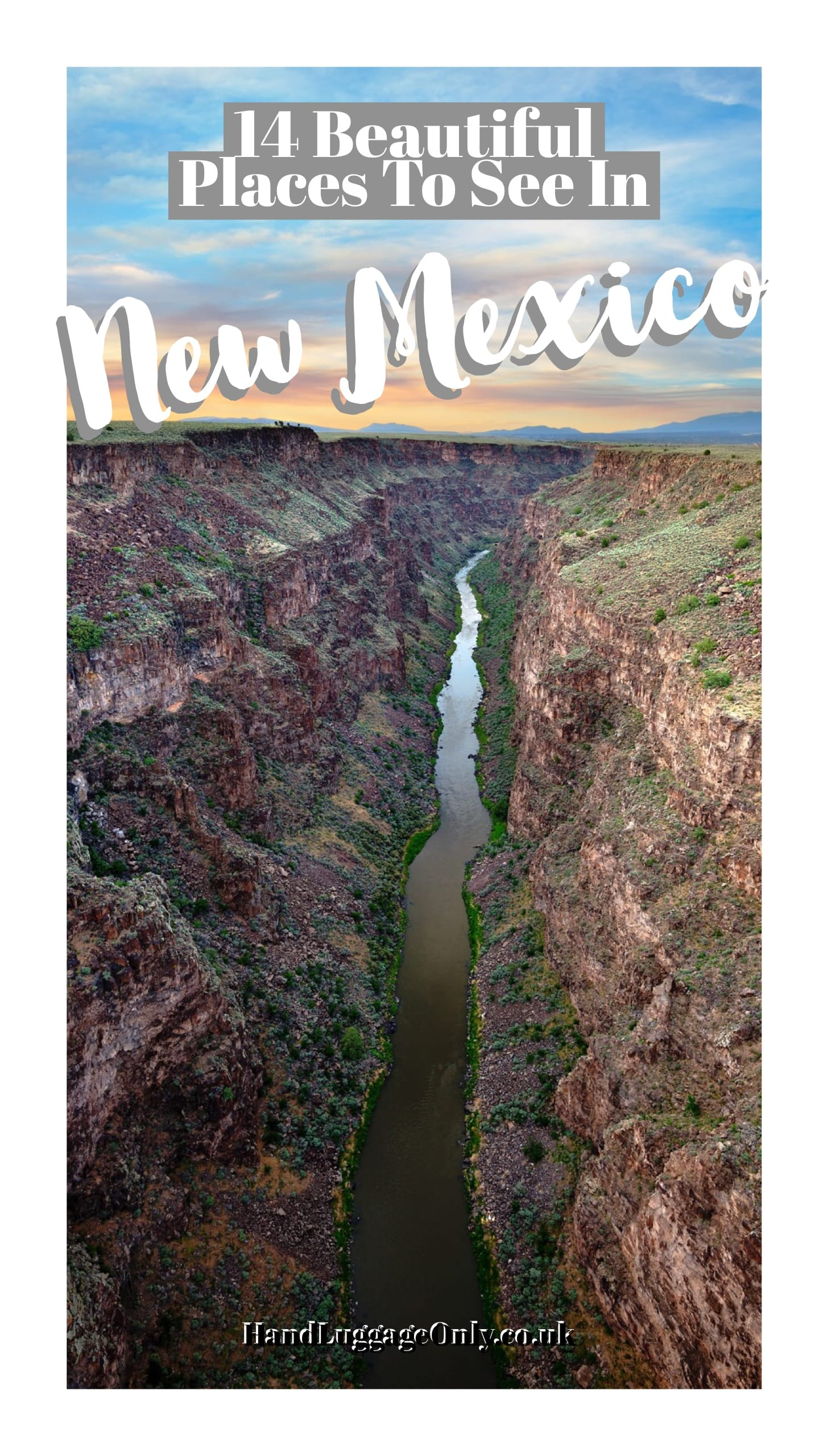 14 Beautiful Places to See in New Mexico, USA (23)